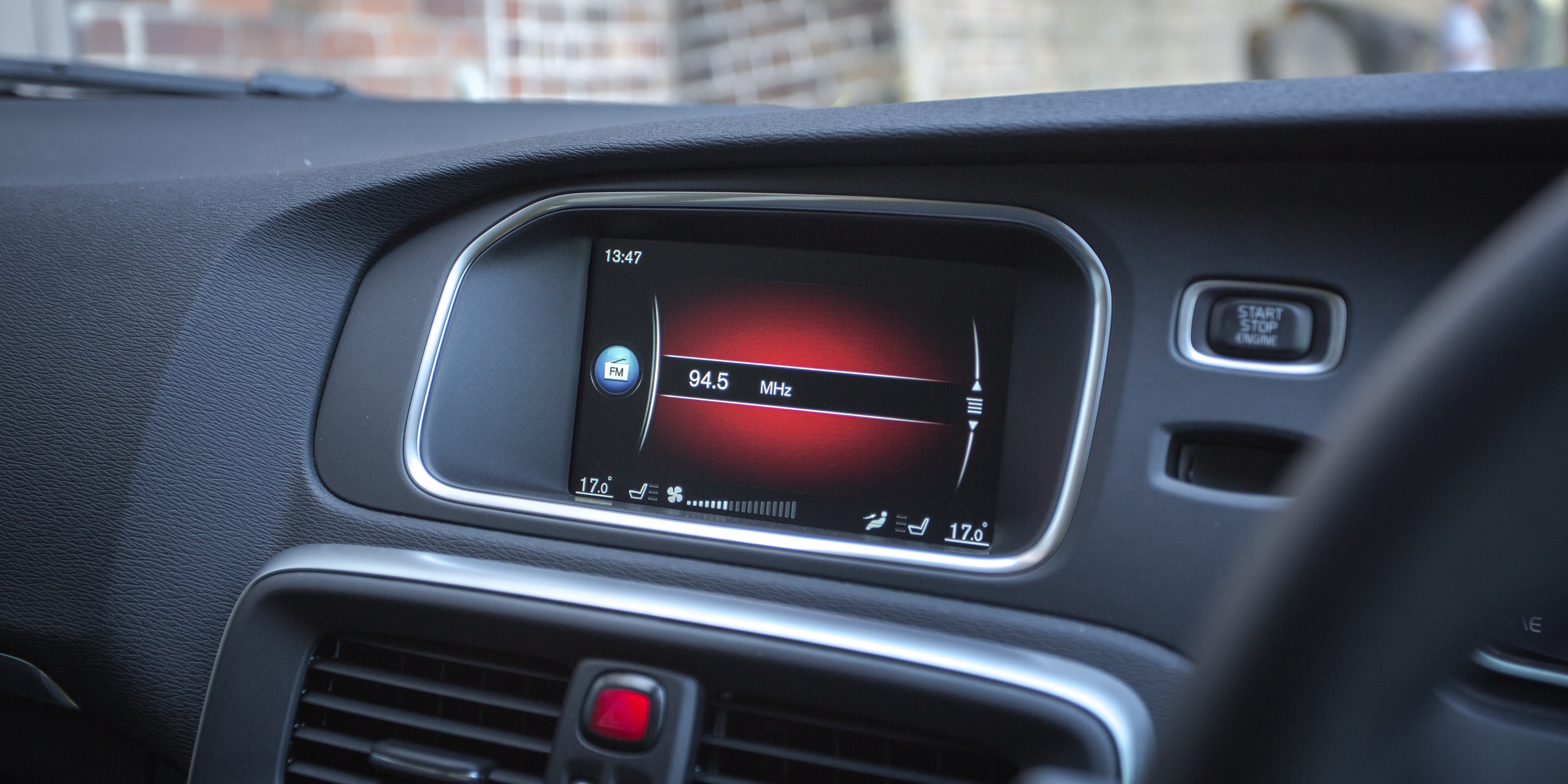 2017 Volvo V40 D4 Review: Inscription with Polestar Performance pack - photos   CarAdvice