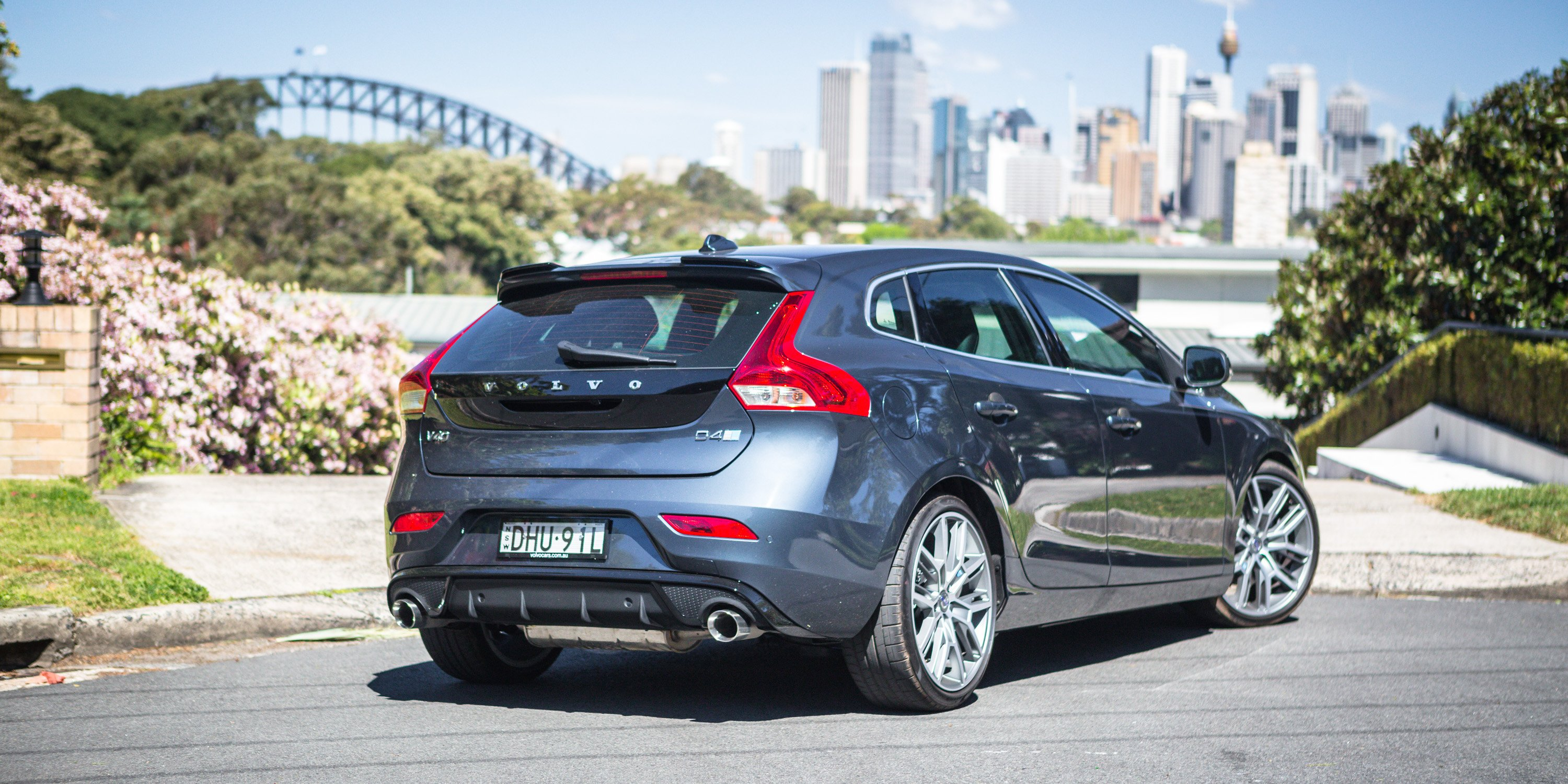 2017 Volvo V40 D4 Review: Inscription with Polestar Performance pack - photos | CarAdvice