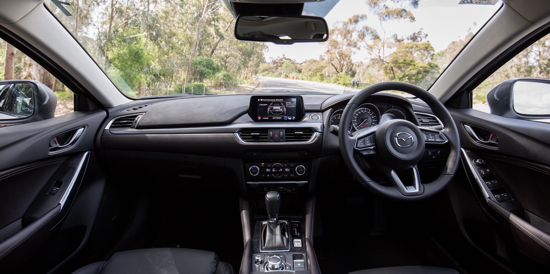 2017 Mazda 6 GT Wagon Review - photos | CarAdvice