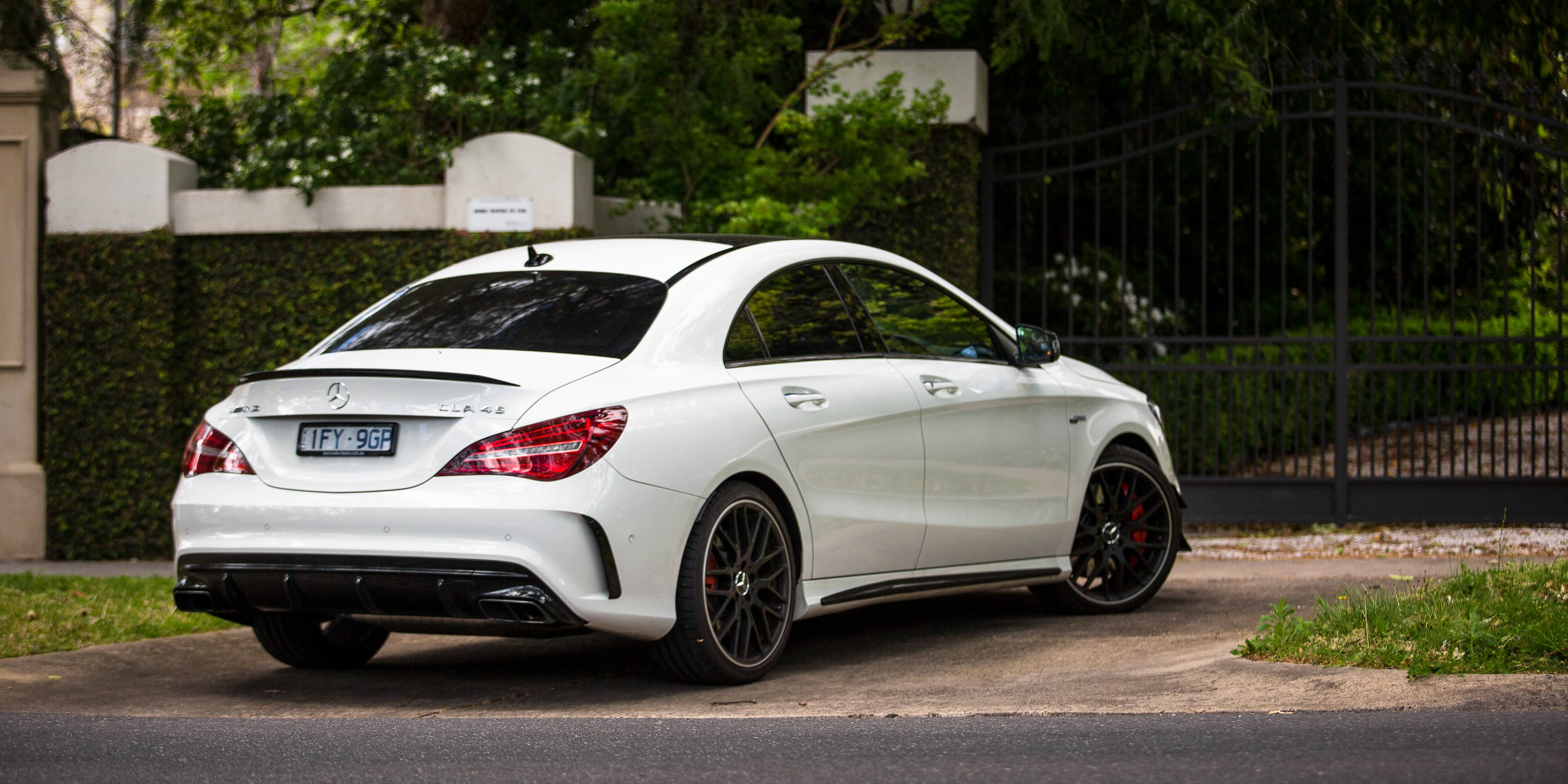 Mercedes Amg Coupe 2017 >> 2017 Mercedes-AMG CLA45 review - photos | CarAdvice