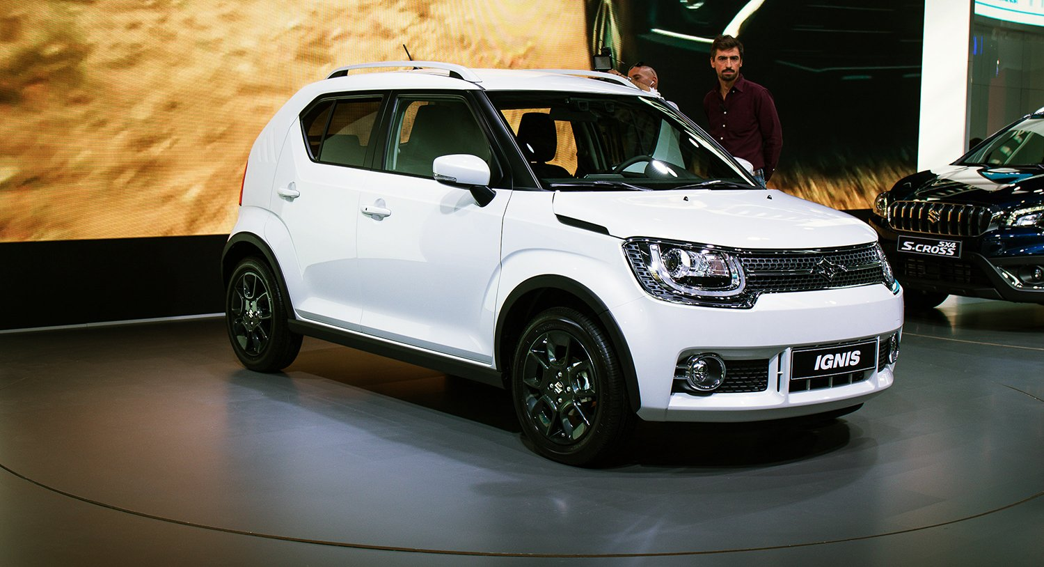 2017 Suzuki Ignis Confirmed For Australia Launching First Quarter Next Year