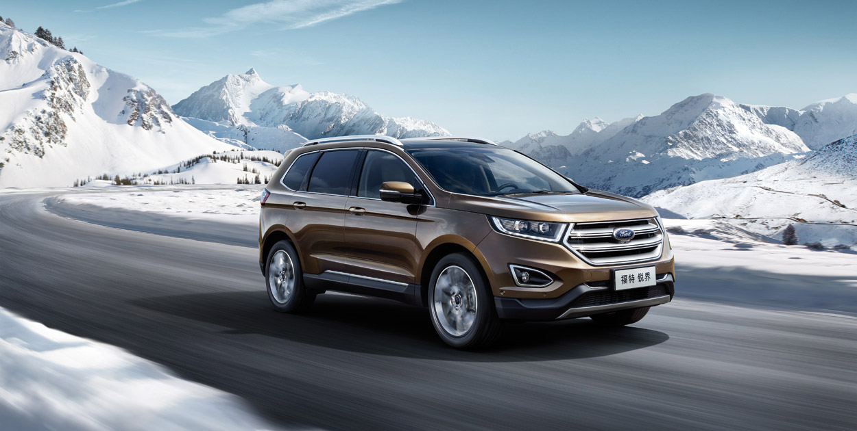 Ford Edge Australian Pricing And Details Revealed