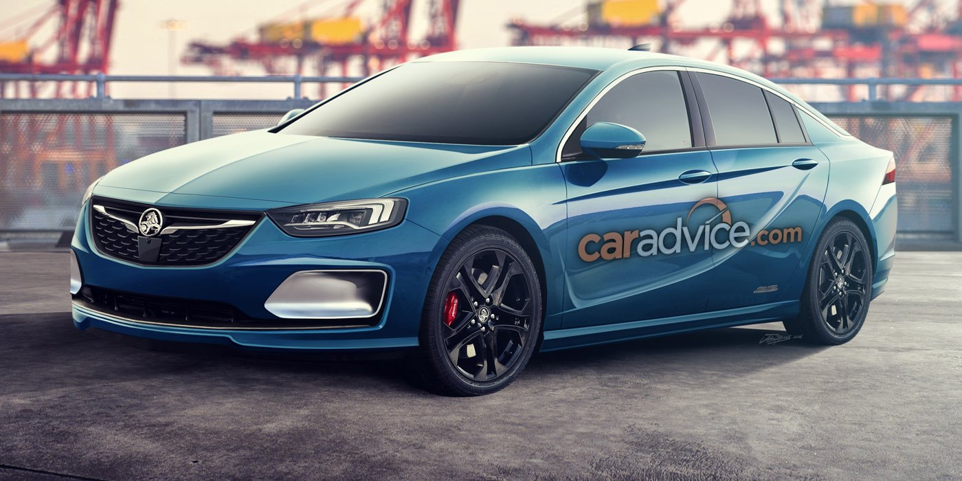 2018 Holden Commodore details released: Four-cylinder ...