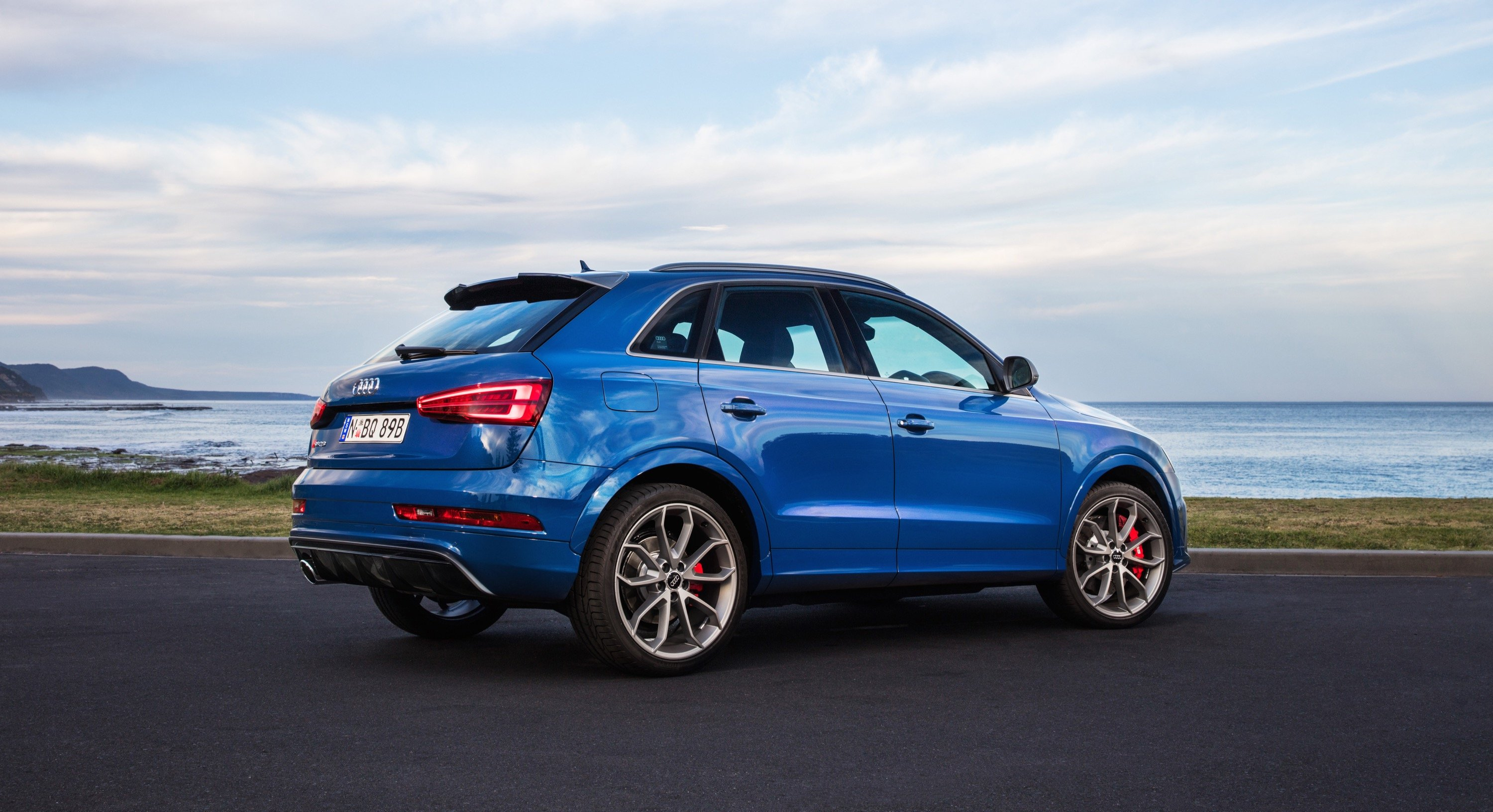 2017 Audi Rs Q3 Performance Review Photos Caradvice
