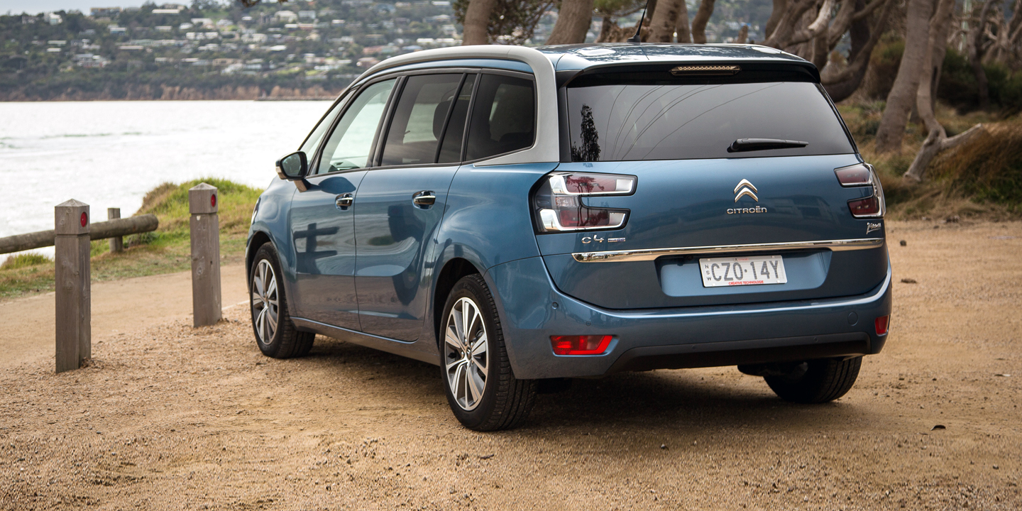 2016 Citroen Grand C4 Picasso Review Caradvice