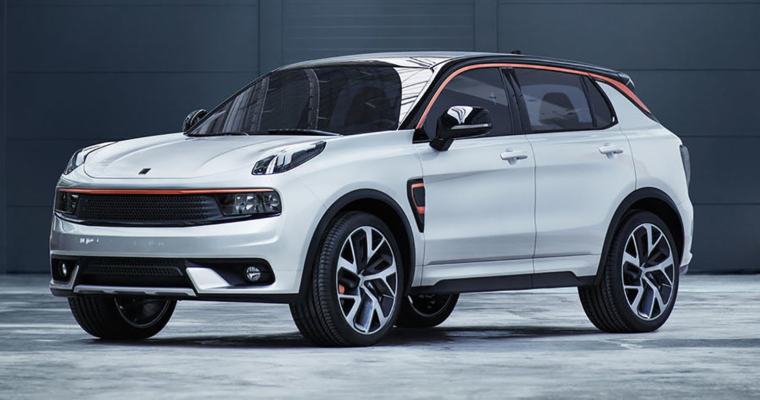 Volvo XC40 launch confirmed for 2017, EV coming in 2019 ...