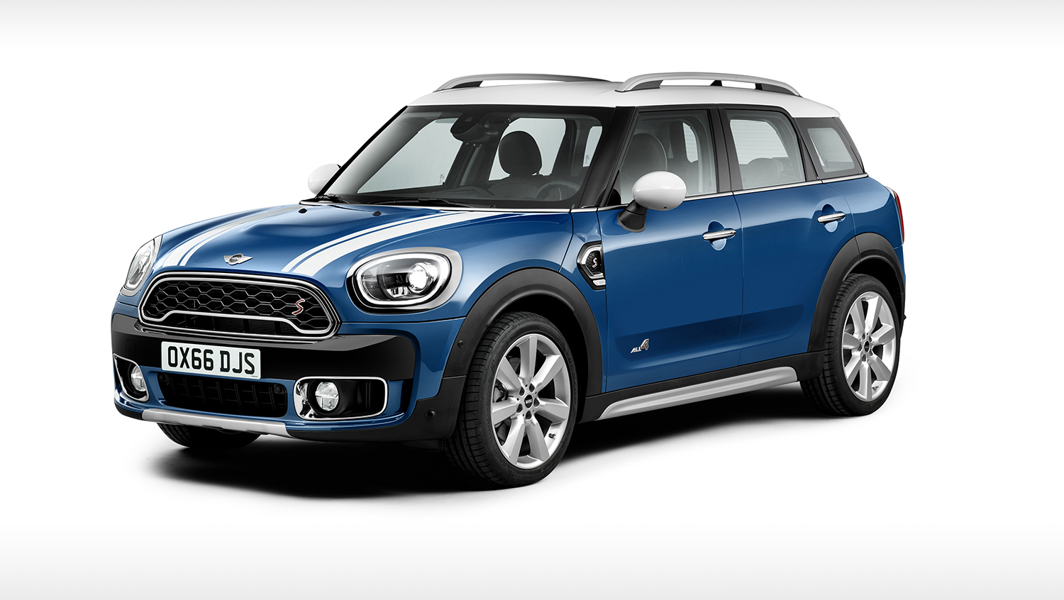 2017 mini countryman revealed more space more tech and phev drivetrain for all new suv. Black Bedroom Furniture Sets. Home Design Ideas