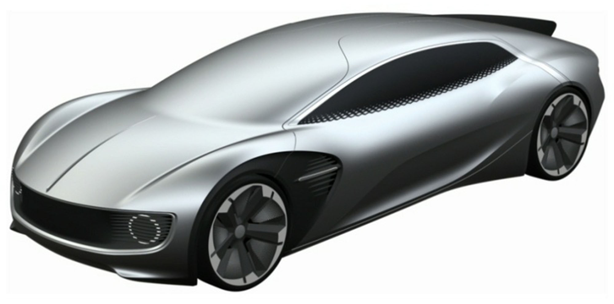 Radical Volkswagen EV Sports Car Concept Spotted In Patent Database