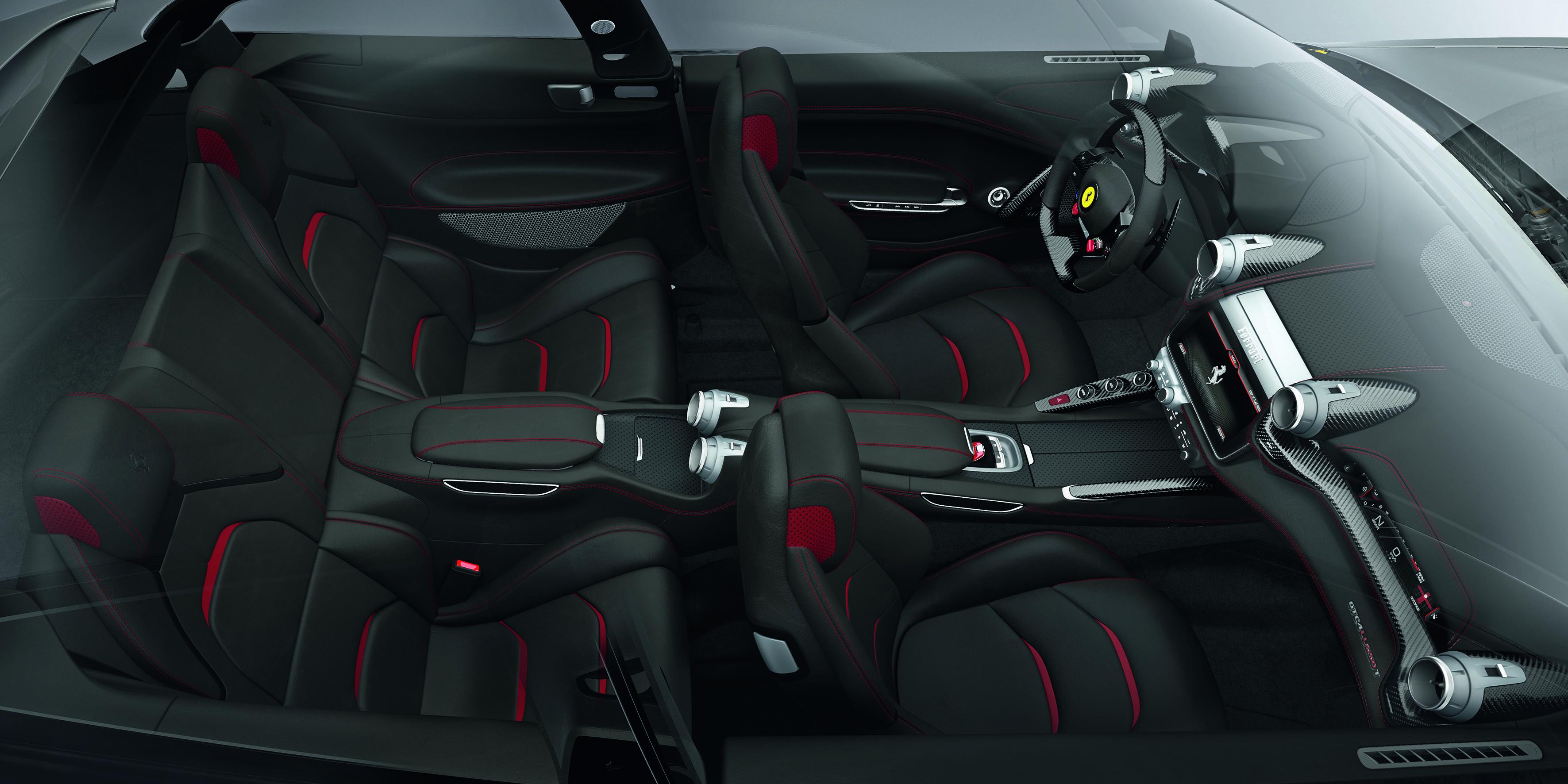 Ferrari GTC4 Lusso T debuts in Australia - photos | CarAdvice