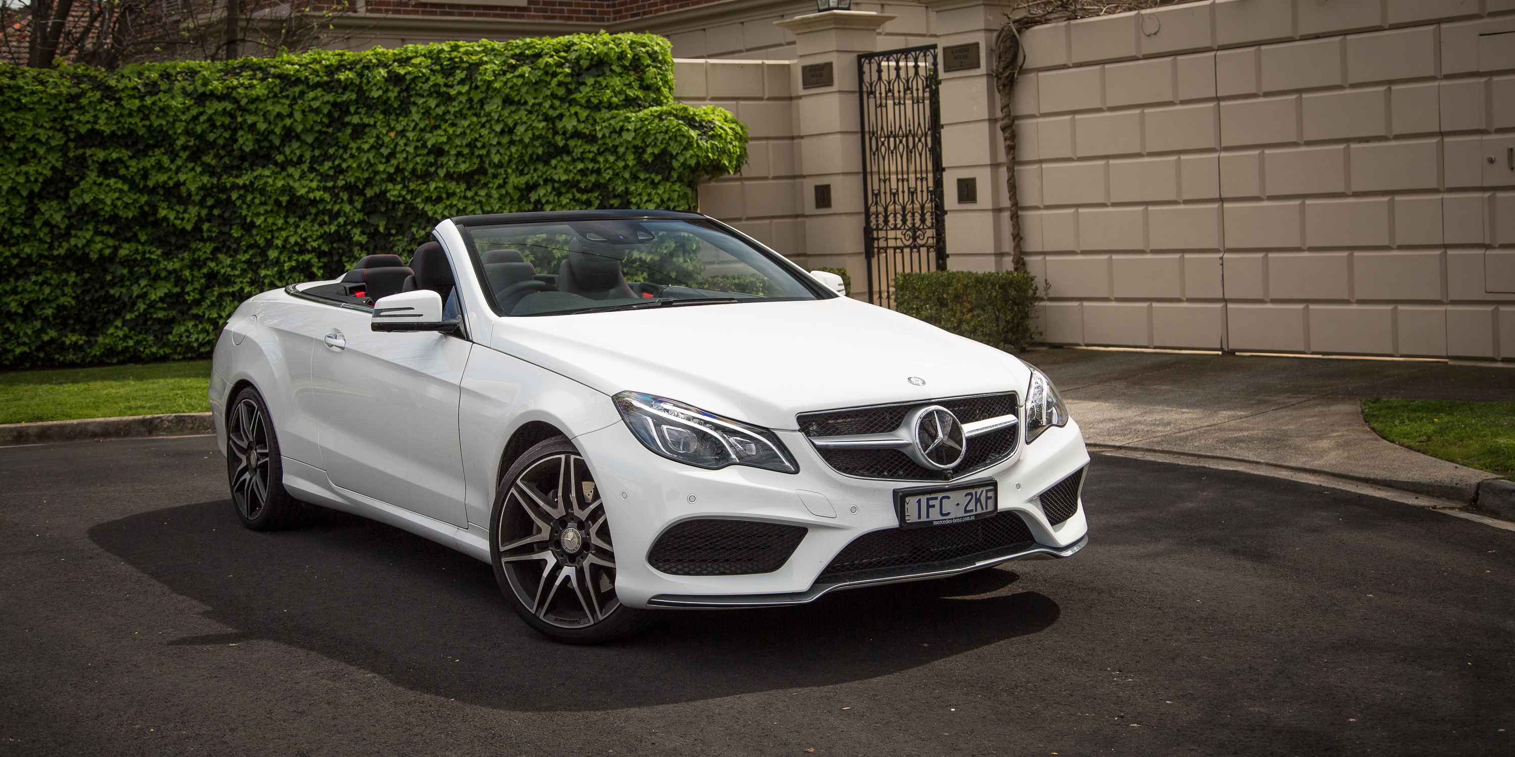 2016 mercedes benz e400 cabriolet review photos caradvice for Mercedes benz mercedes benz mercedes benz