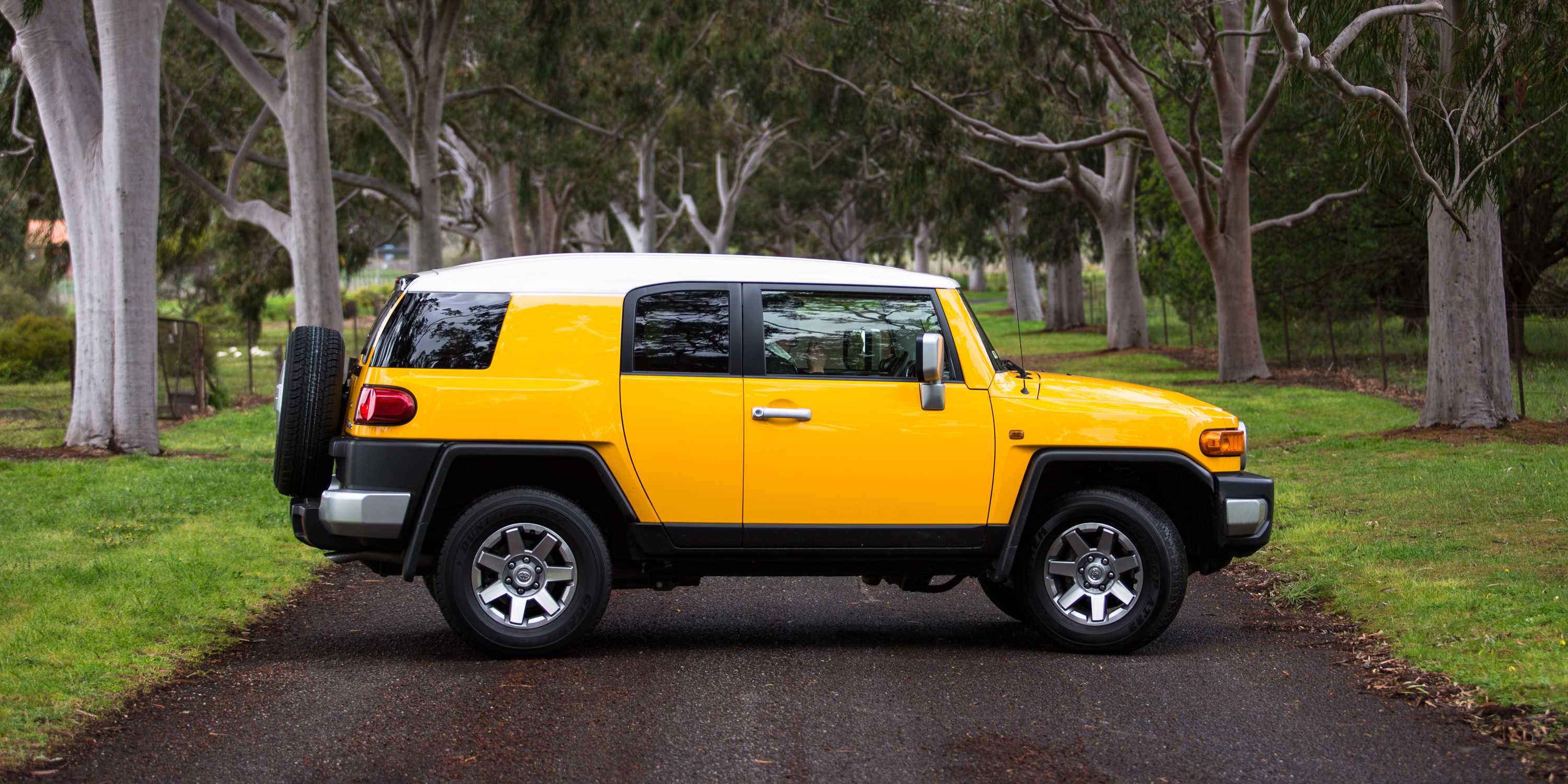 2016 Toyota Fj Cruiser Review Photos Caradvice