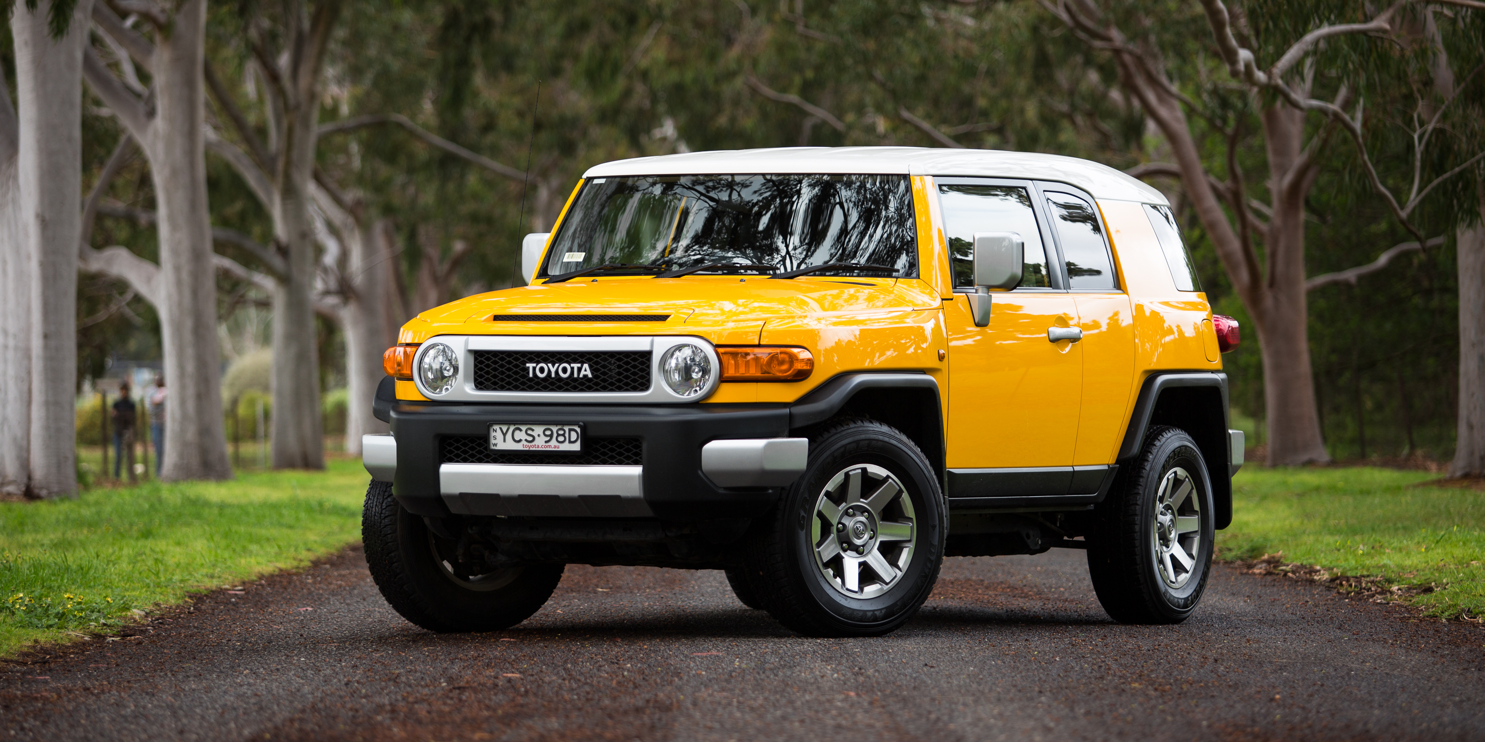 2016 Toyota Fj Cruiser Review Caradvice