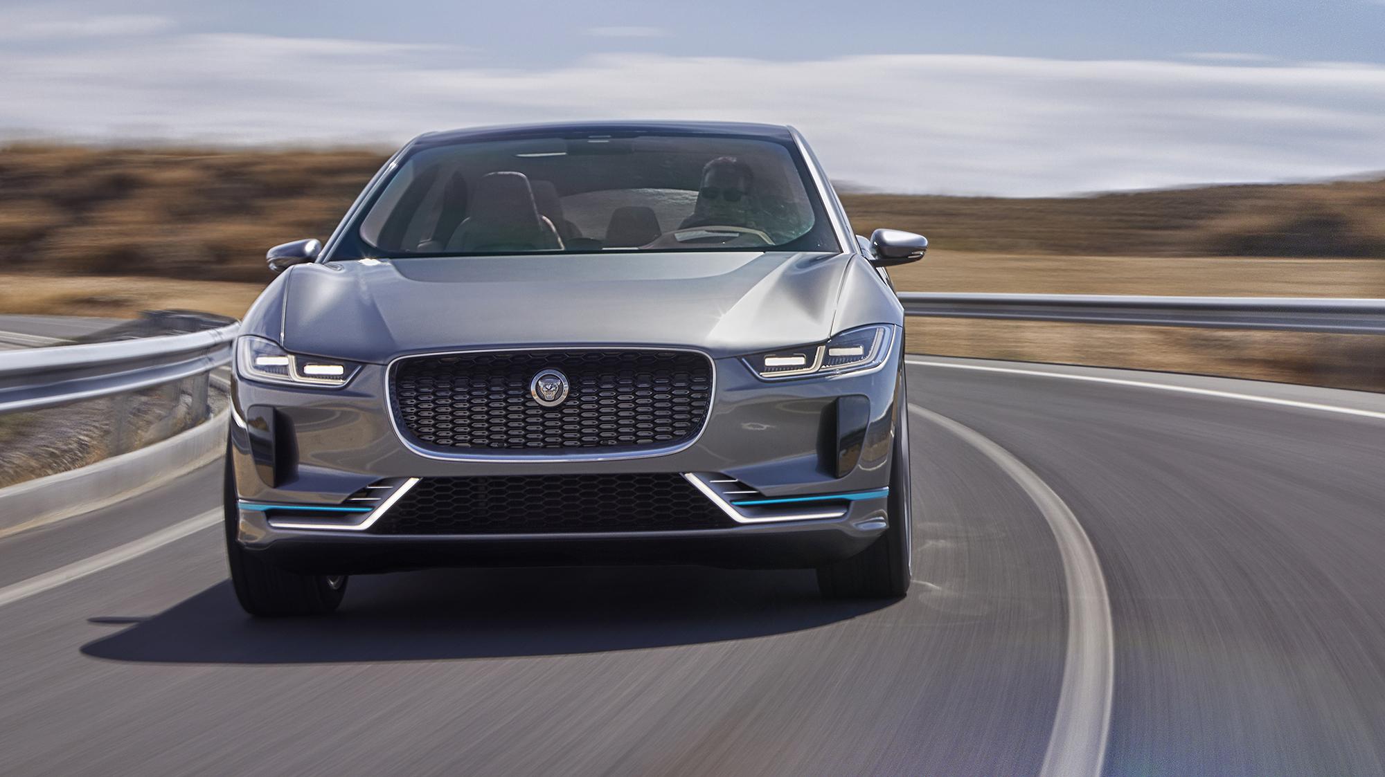 2016 Toyota Supra >> Jaguar I-Pace 'concept' revealed: British luxury brand readies move into EV arena - photos ...
