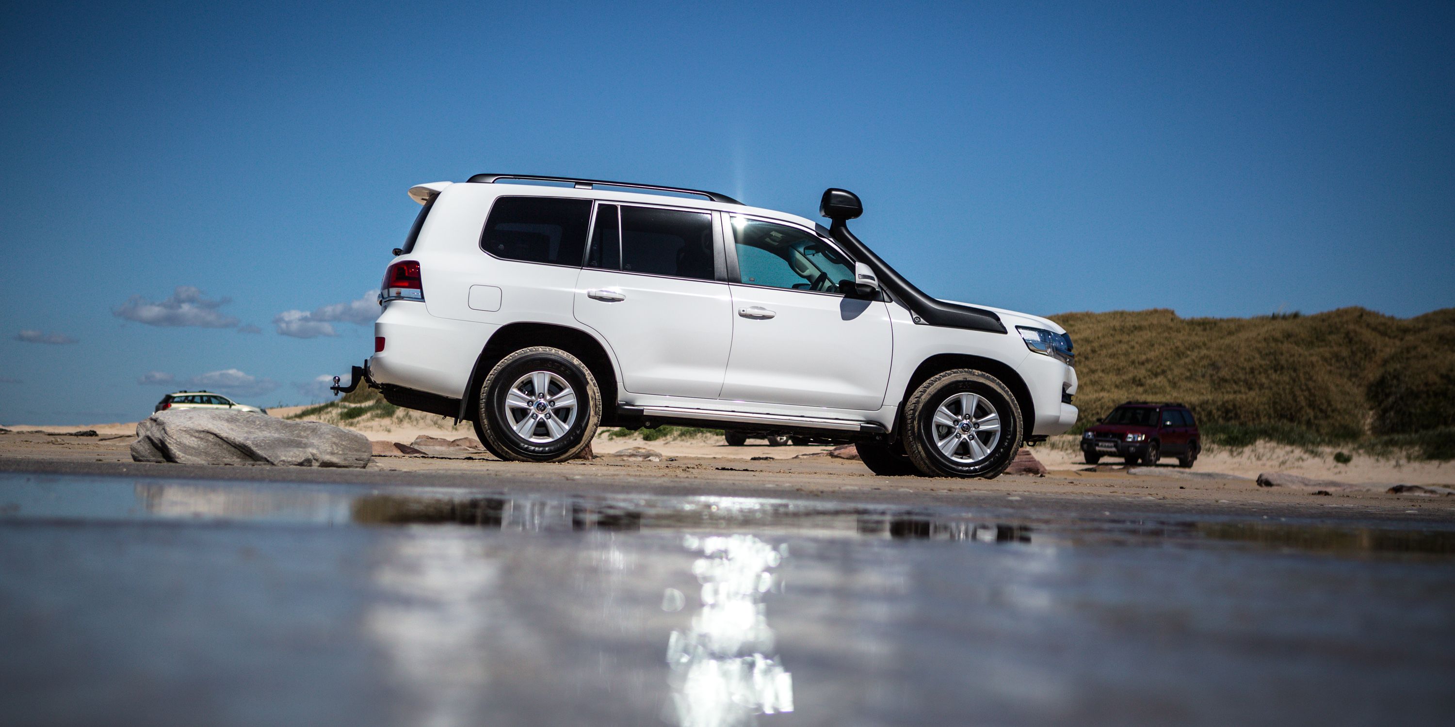 2016 Toyota LandCruiser 200 GXL Diesel review - photos   CarAdvice