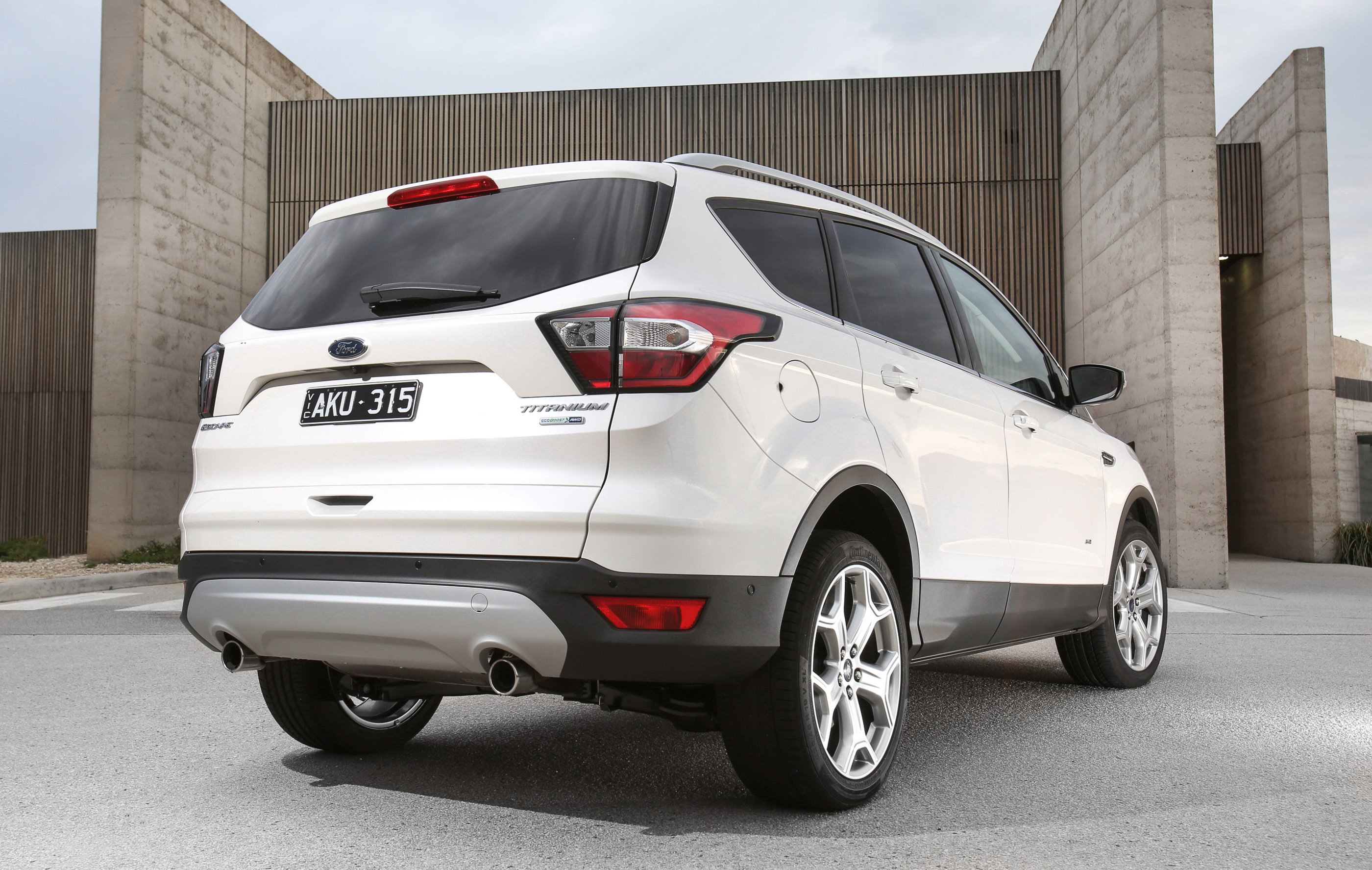 ford escape review quick drive caradvice