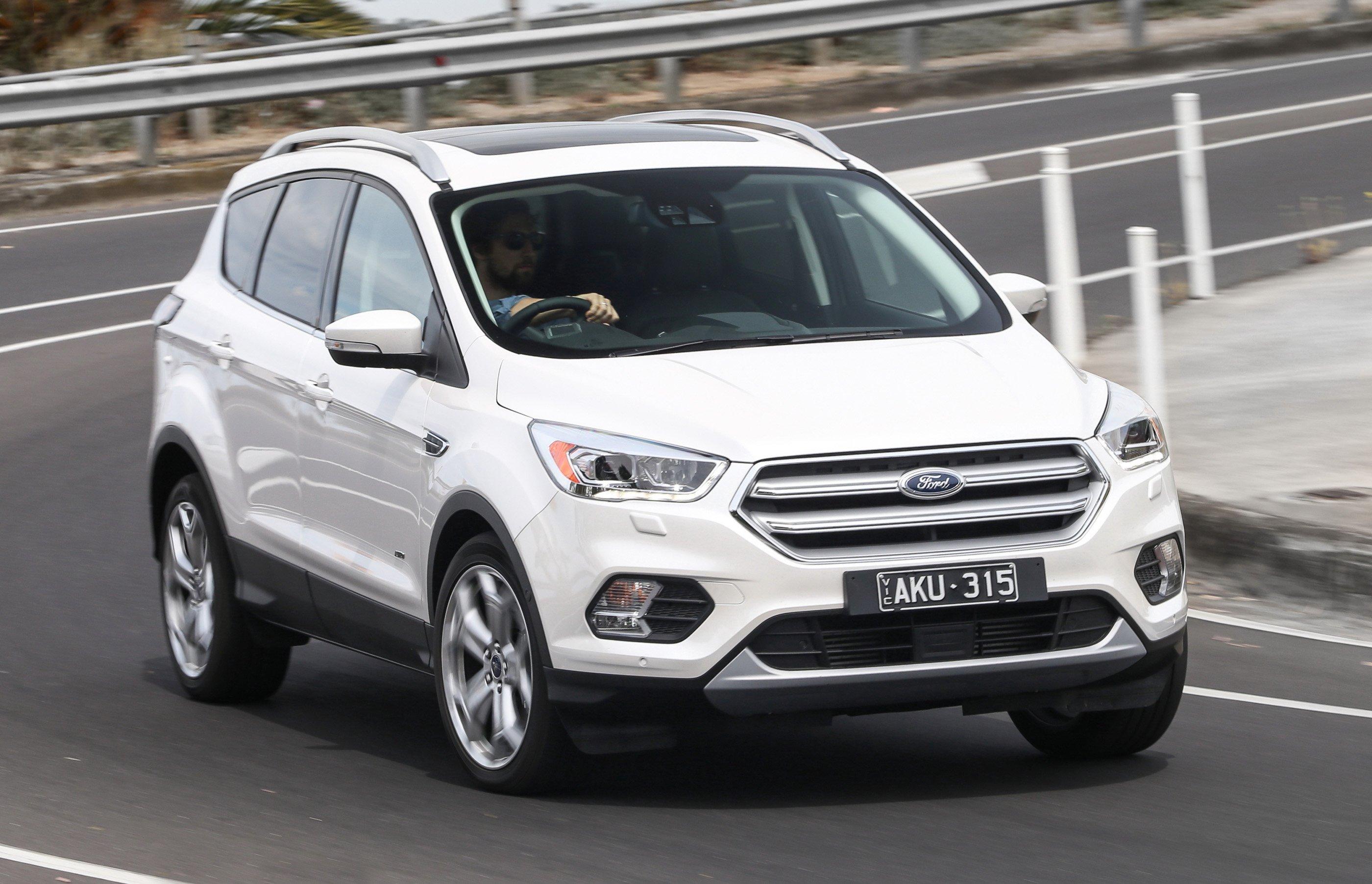 2017 Ford Escape Review: Quick Drive