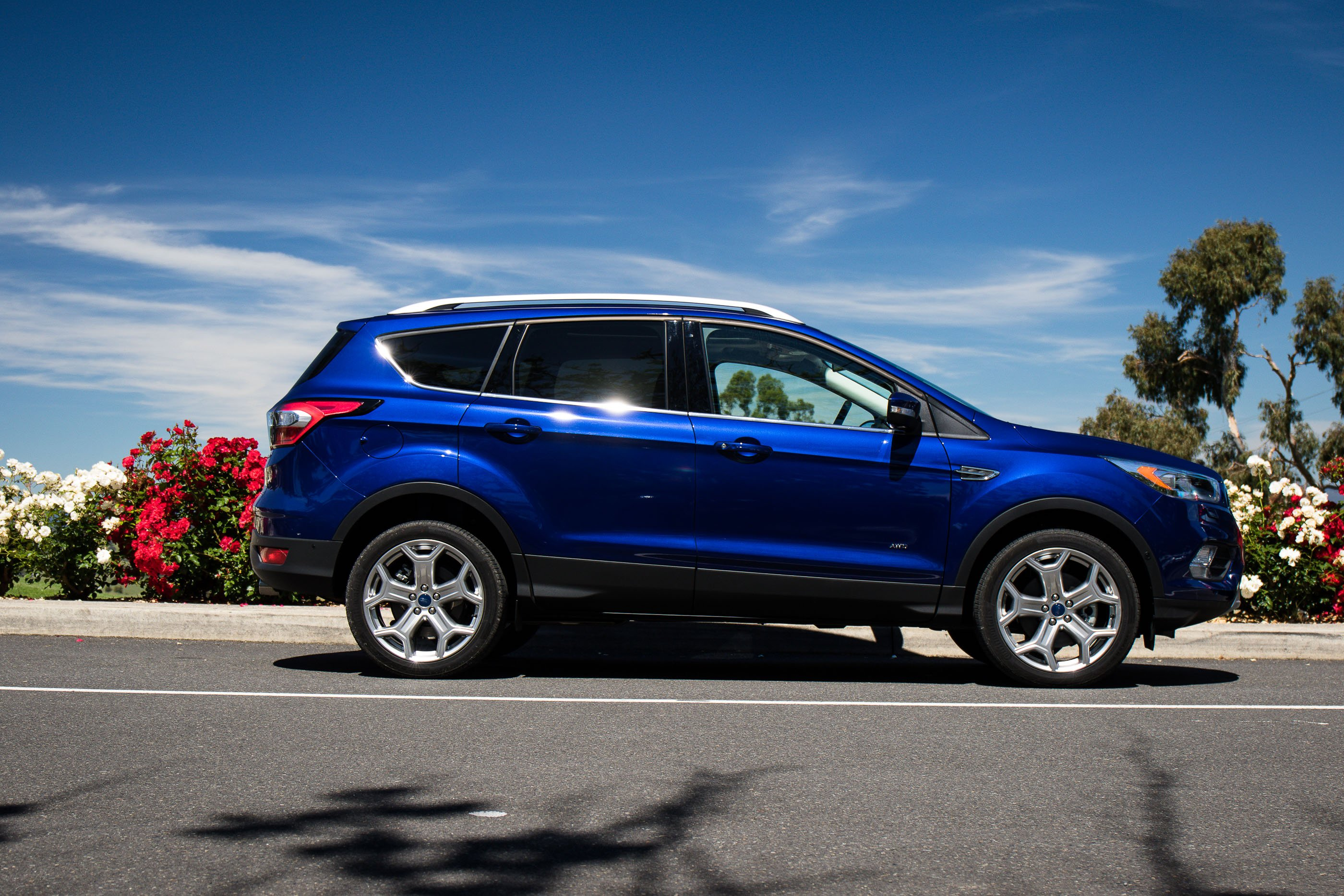 2017 Ford Escape review: Quick drive - photos | CarAdvice