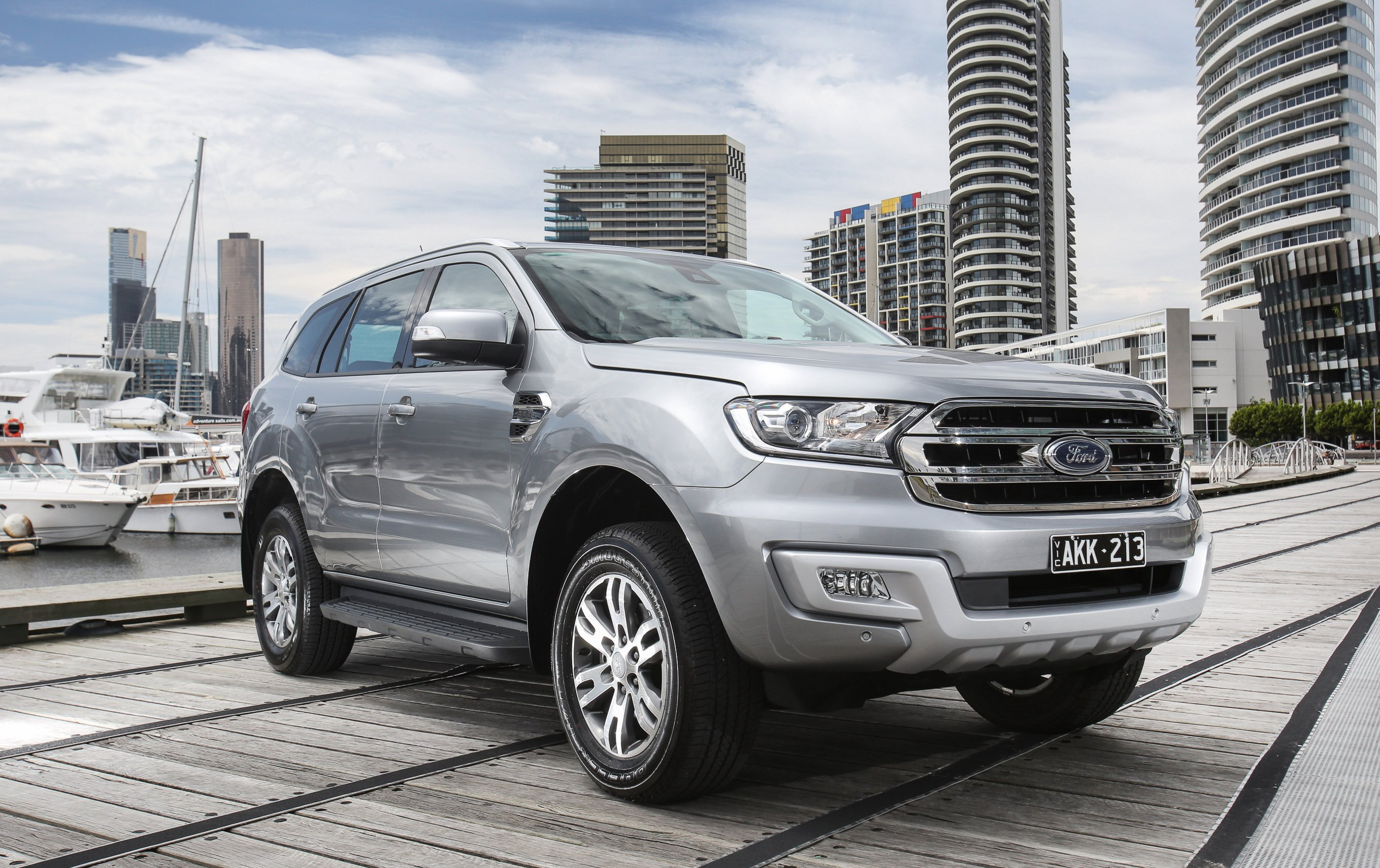 2017 Ford Everest Trend RWD review | CarAdvice - photo#10