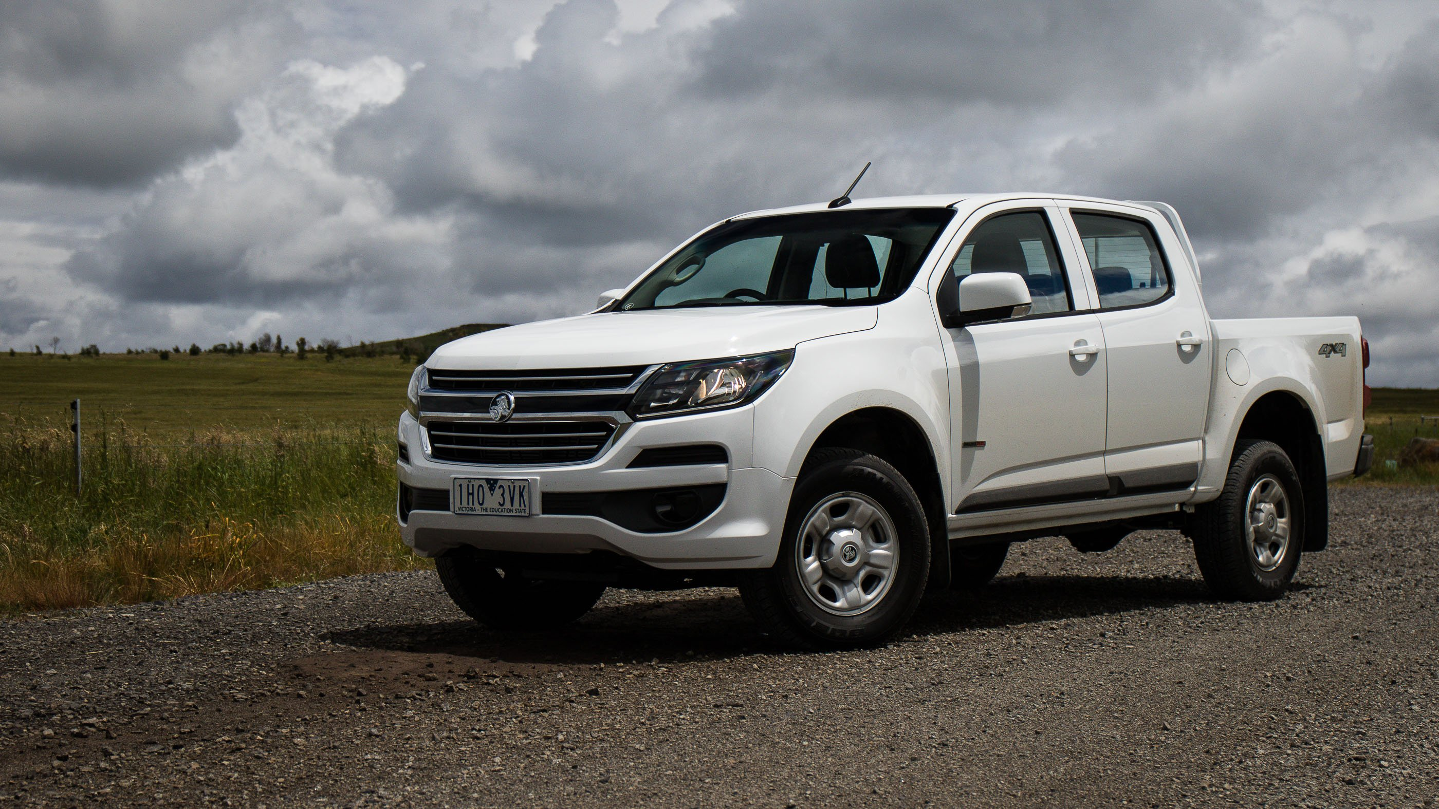 2017 Holden Colorado Ls Review Caradvice