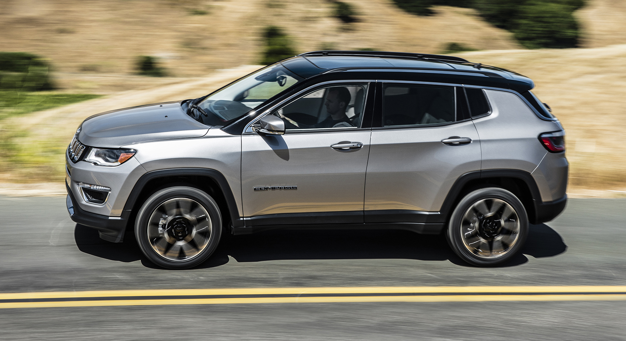 Room Paint Colors 2018 Jeep Compass Unveiled At La Motor Show Here Next
