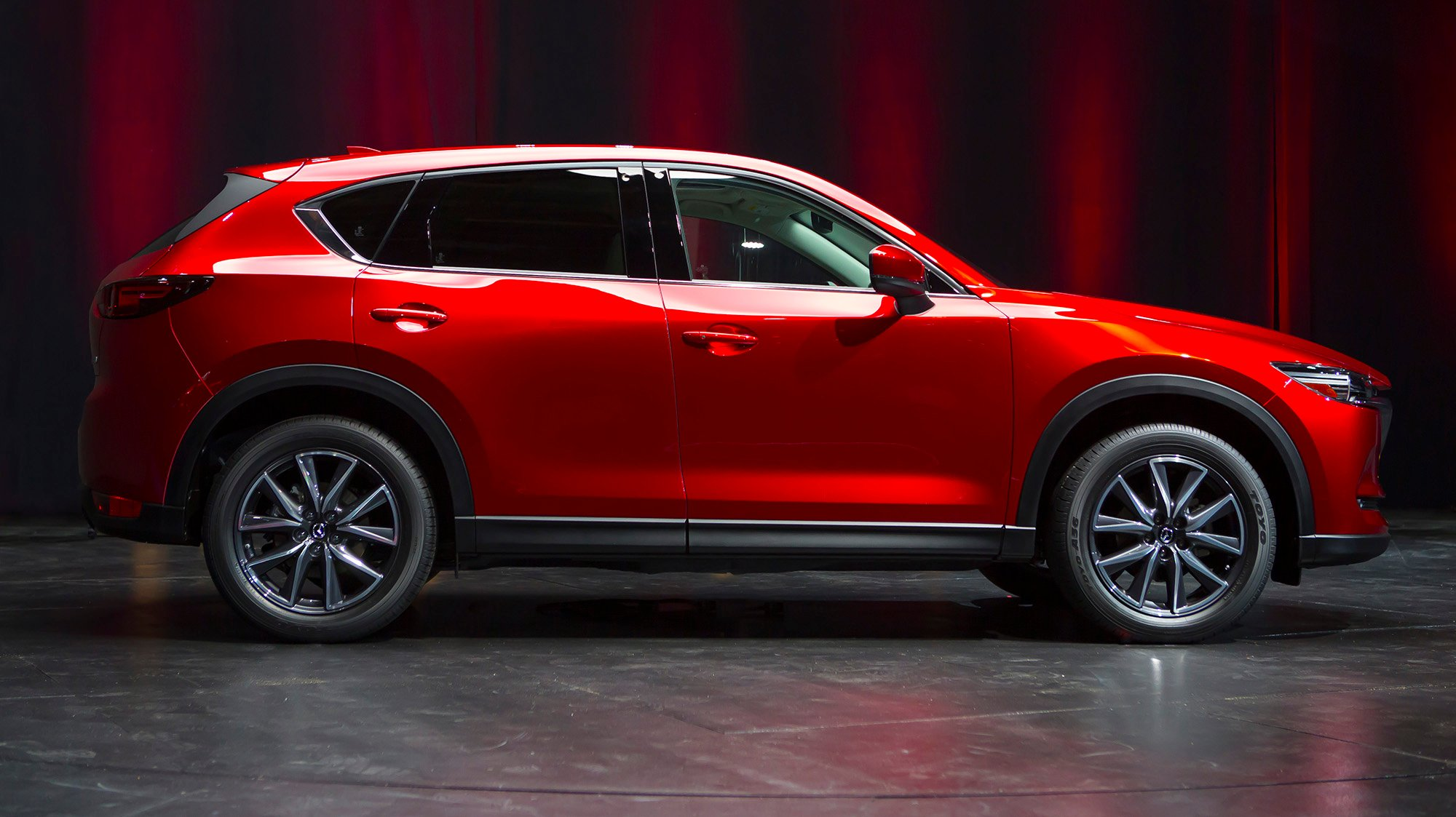 2017 mazda cx 5 unveiled in la photos caradvice. Black Bedroom Furniture Sets. Home Design Ideas