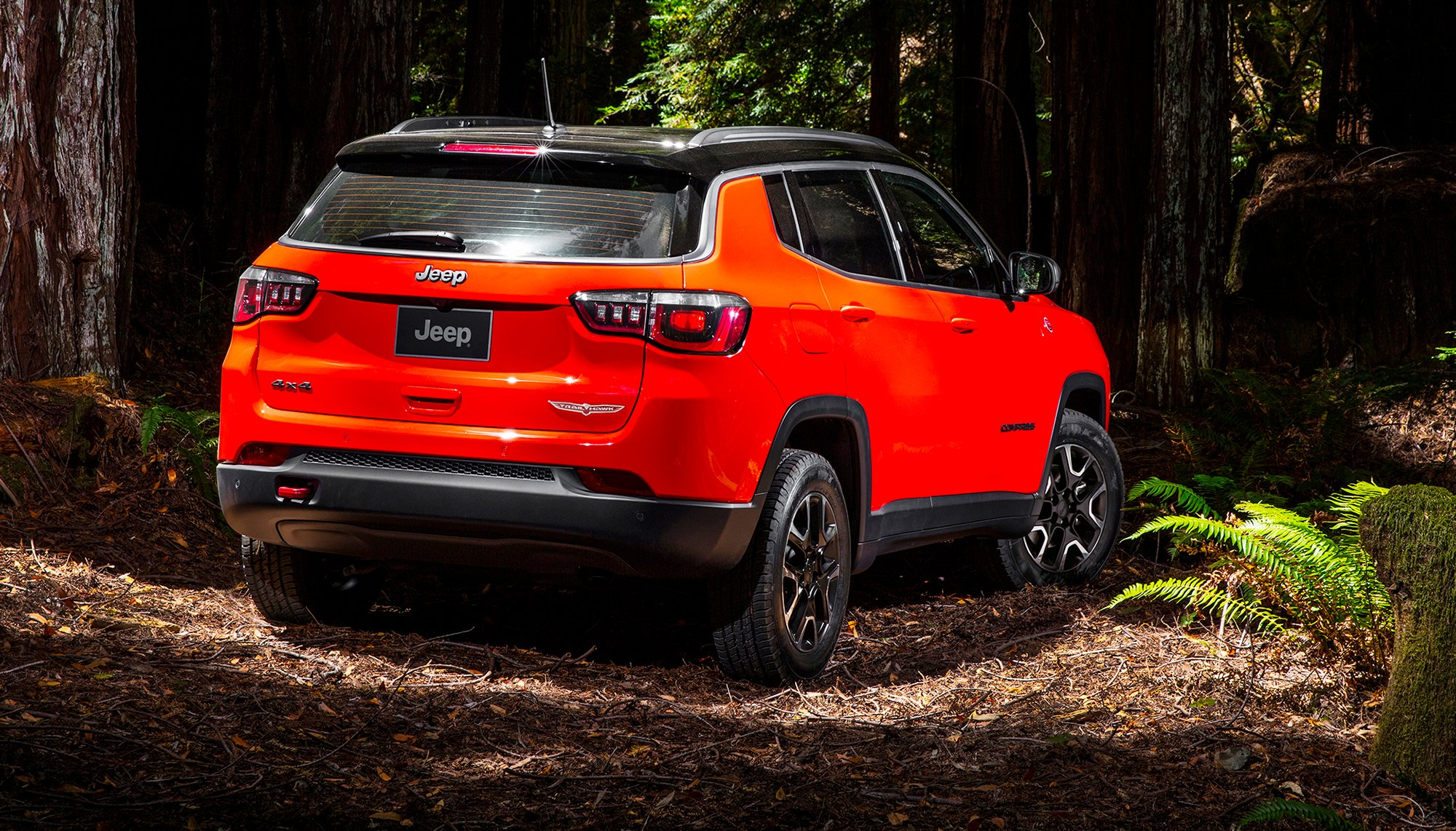 2018 Jeep Compass unveiled at LA motor show, here next year - photos | CarAdvice