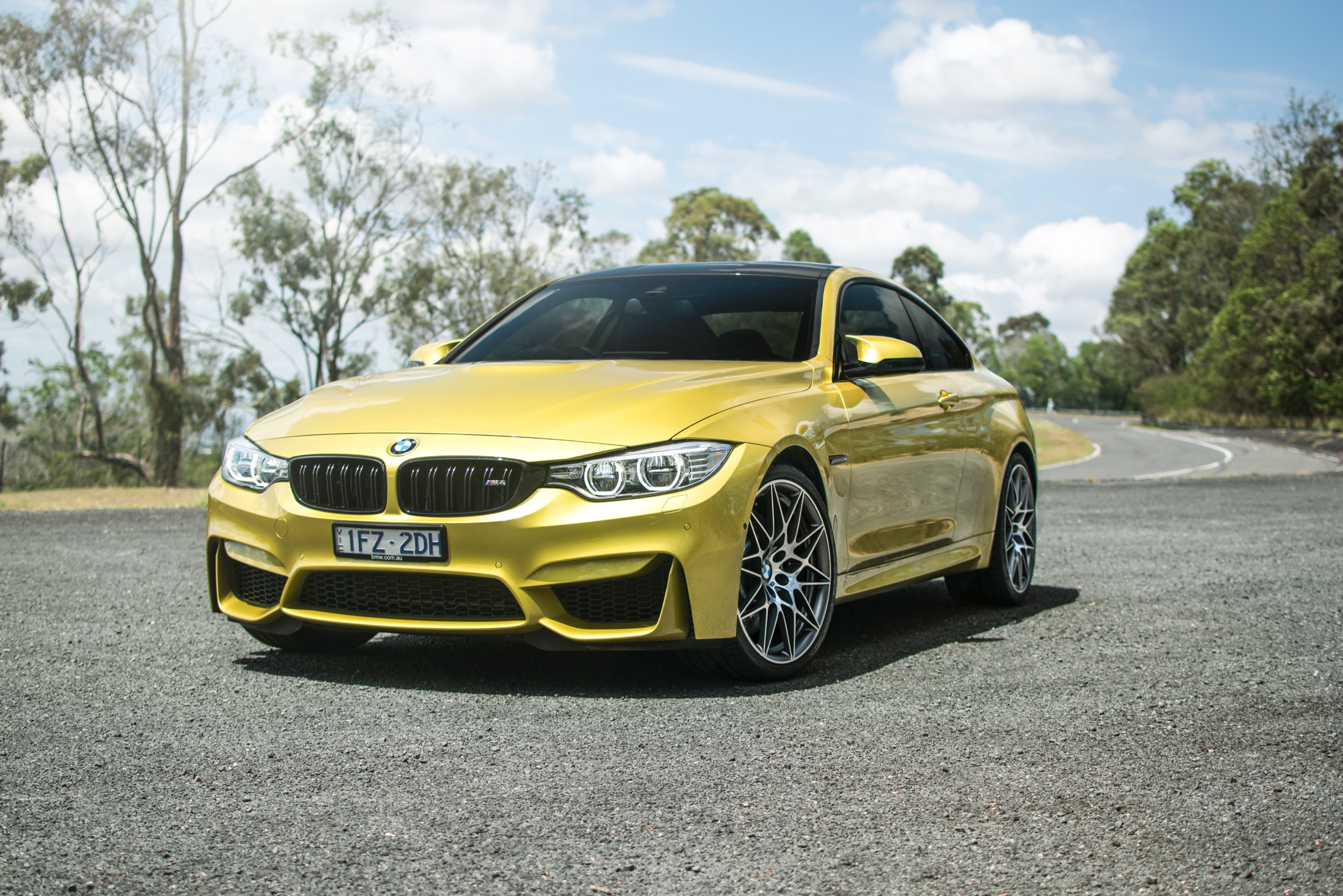 News 4 Tucson >> BMW M4 Competition v Mercedes-AMG C63 S Coupe road comparison - Photos