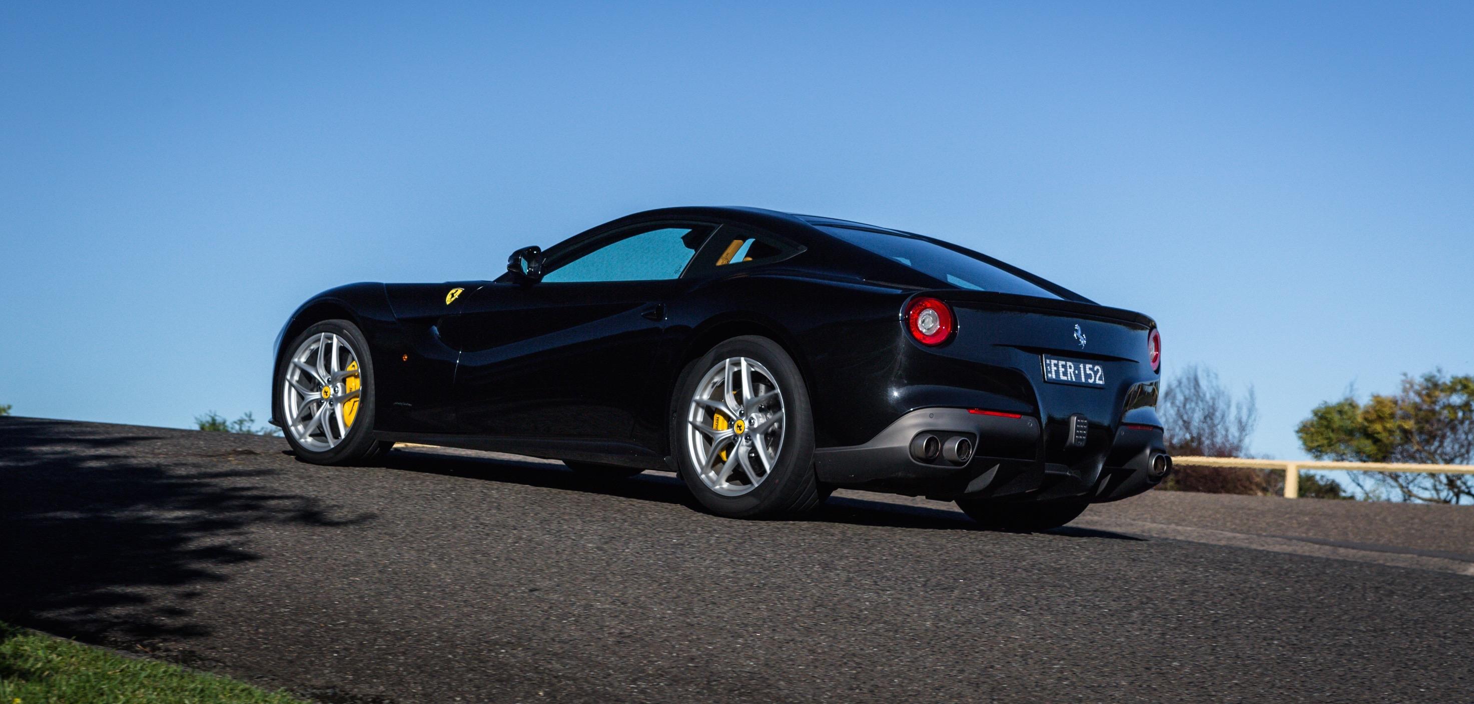 Ferrari F12 Price >> 2016 Ferrari F12 Berlinetta review - photos | CarAdvice