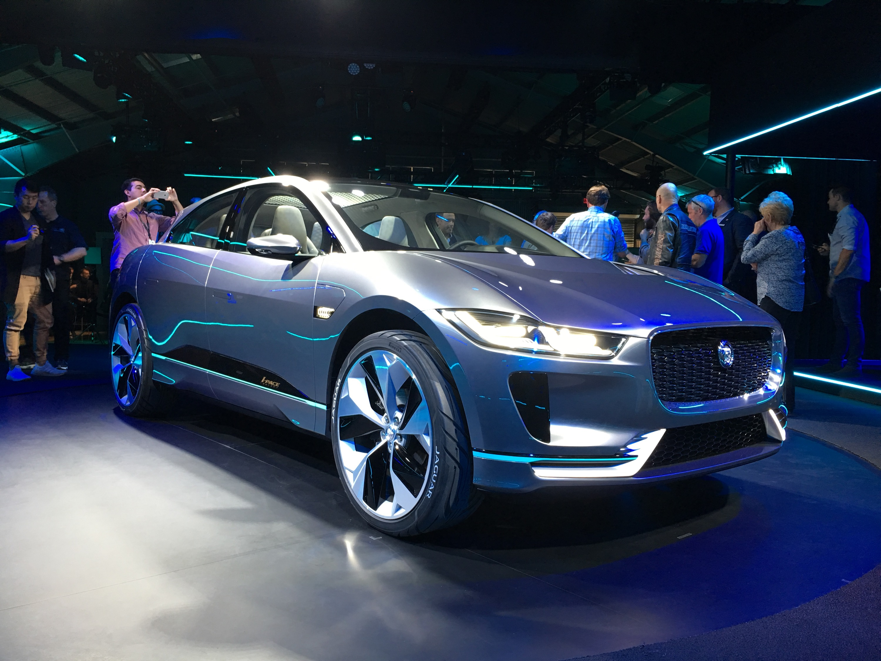 Jaguar F Type 2019 >> Jaguar I-Pace concept: Most important car since the E-Type - photos | CarAdvice