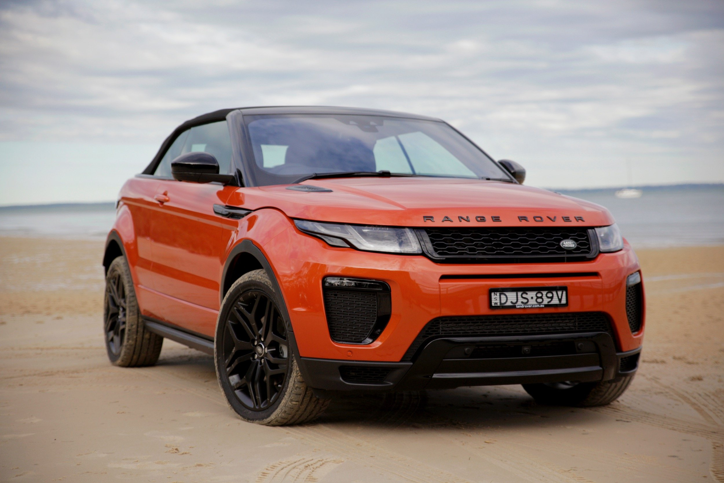 2017 range rover evoque convertible review photos caradvice. Black Bedroom Furniture Sets. Home Design Ideas