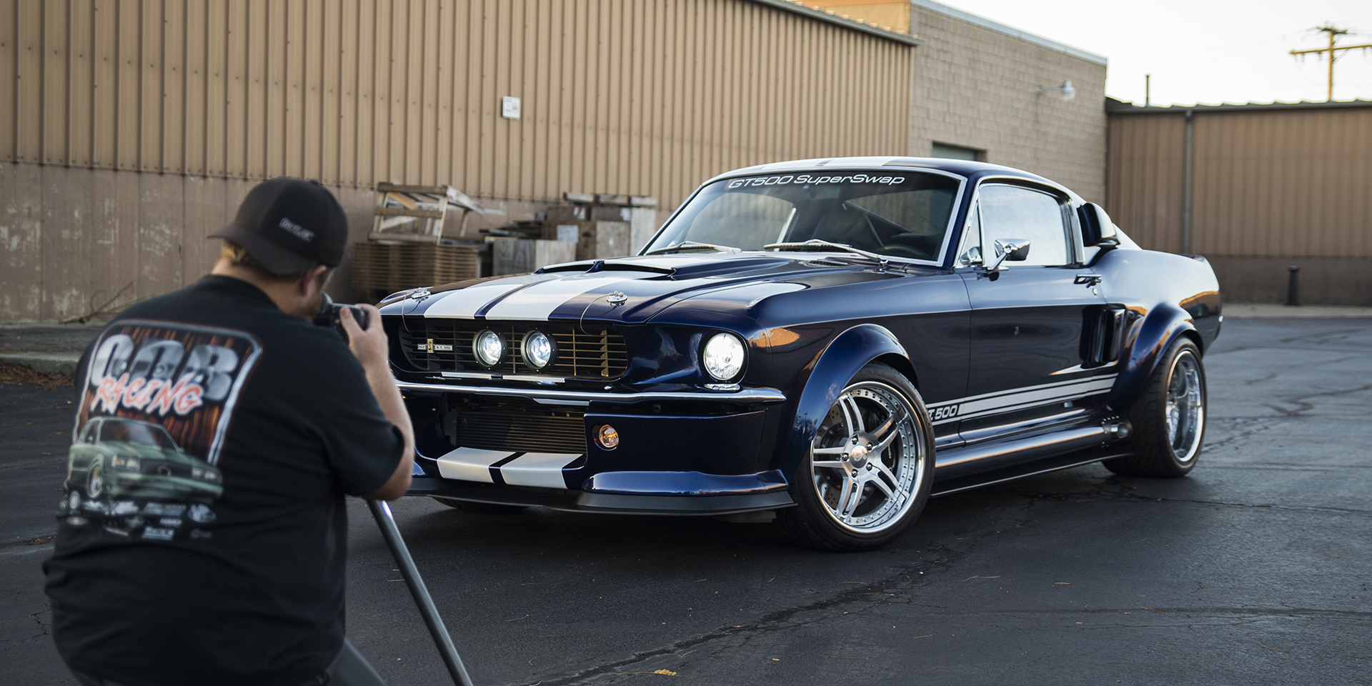 One outrageous '1967' Shelby GT500 Mustang: Watch this 4 ...
