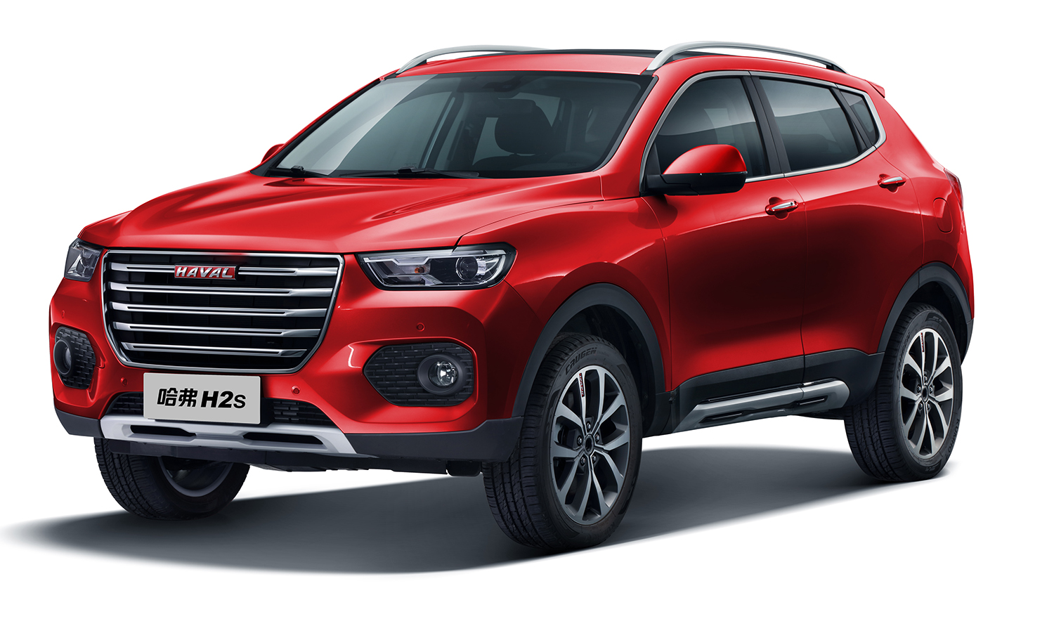 Haval H2s Revealed In Guangzhou Australian Potential