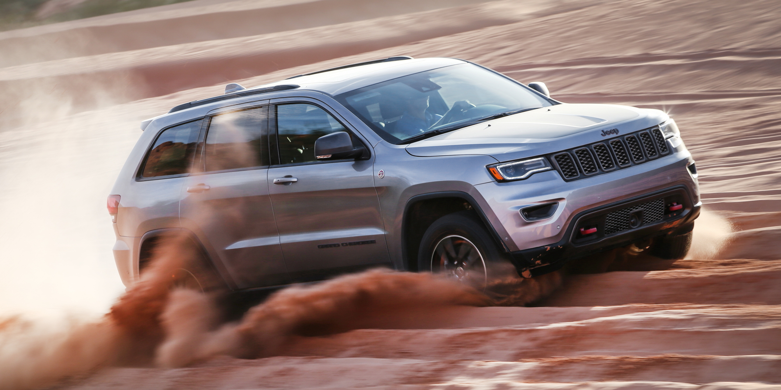 2018 Jeep Grand Cherokee Srt >> 2017 Jeep Grand Cherokee Trailhawk review | CarAdvice