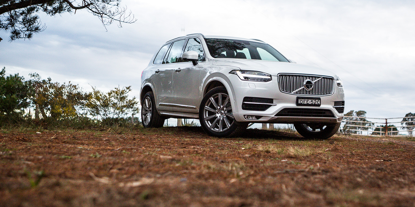 2016 volvo xc90 d5 inscription review caradvice. Black Bedroom Furniture Sets. Home Design Ideas