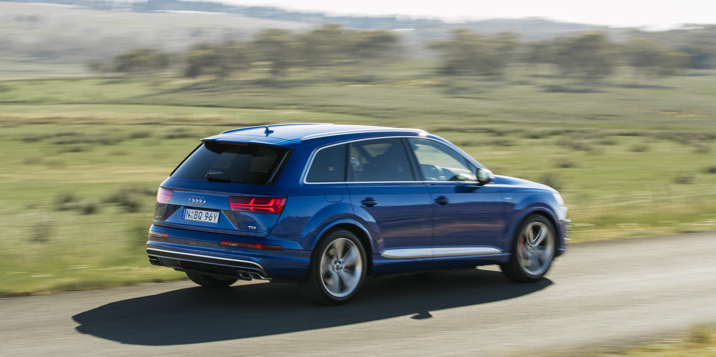 2017 Audi SQ7 TDI pricing and specs - photos | CarAdvice