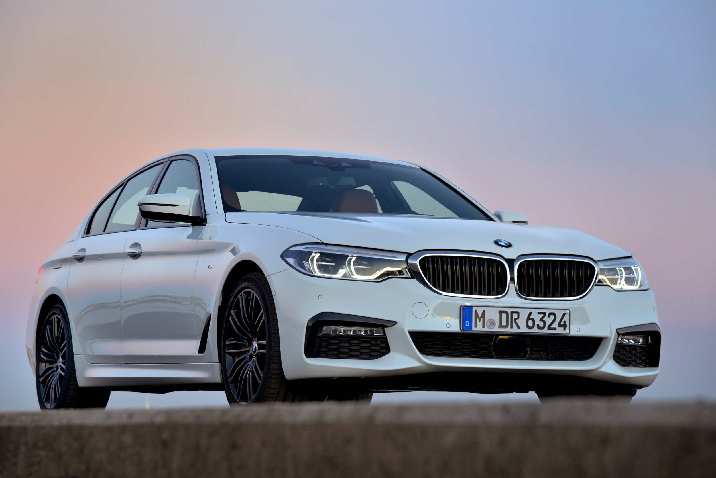 2017 bmw 5 series review caradvice. Black Bedroom Furniture Sets. Home Design Ideas