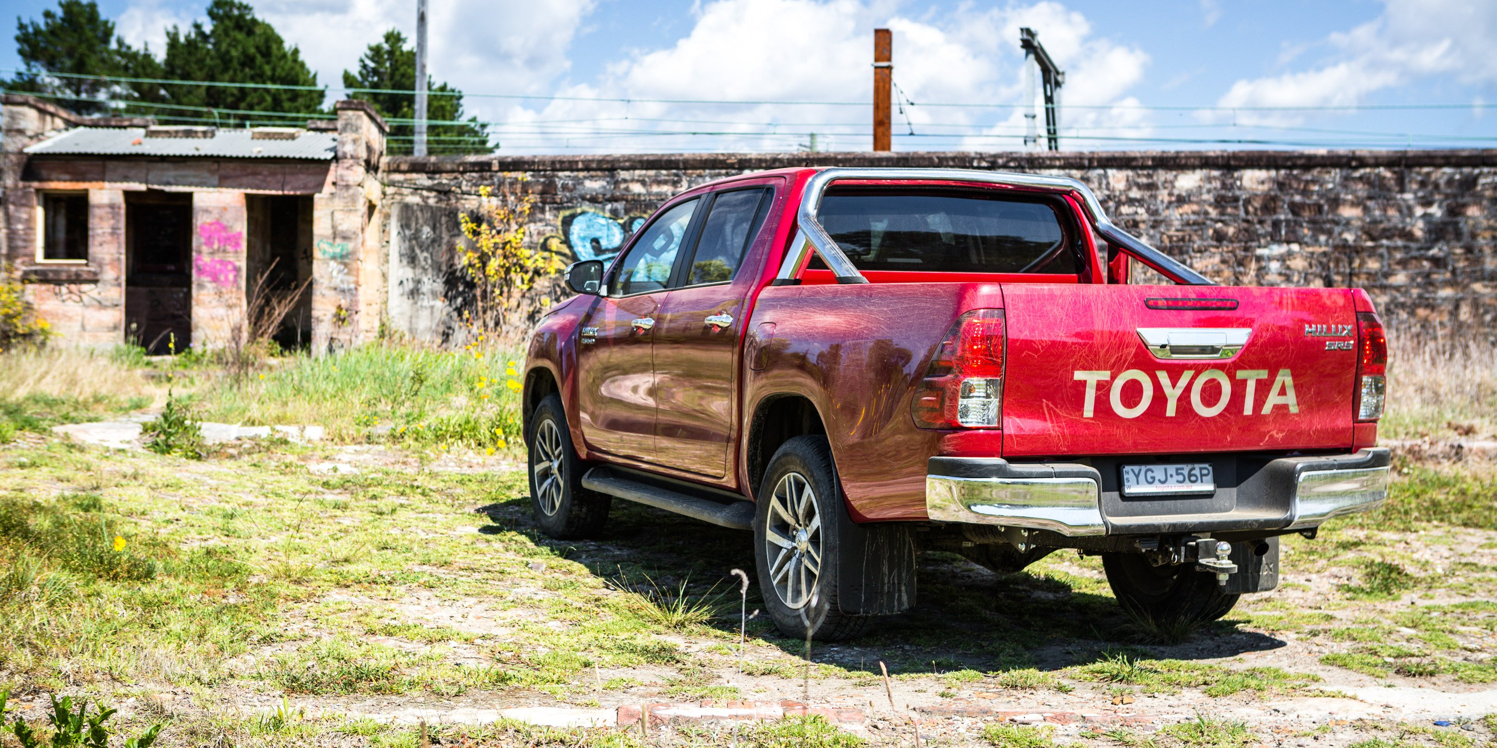 2016 Toyota HiLux SR5 Double Cab review - photos | CarAdvice