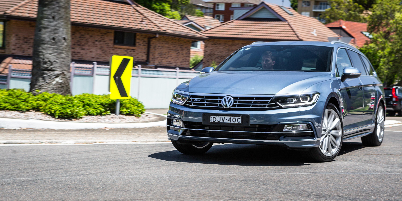 Passat R Line 2017 >> 2017 Volkswagen Passat 206TSI R-line Wagon review - photos ...