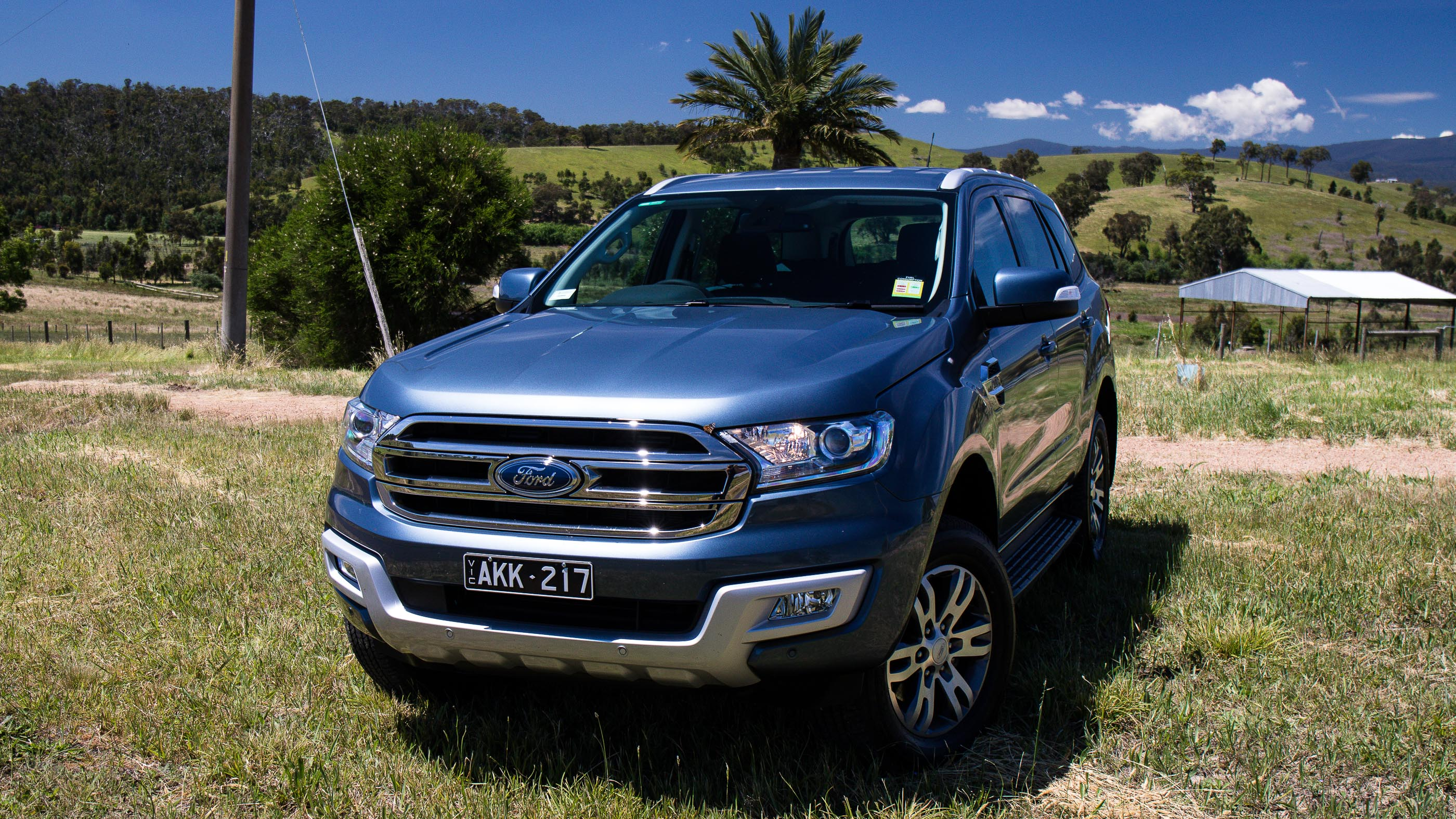 2017 Ford Everest Trend Rwd Review Caradvice