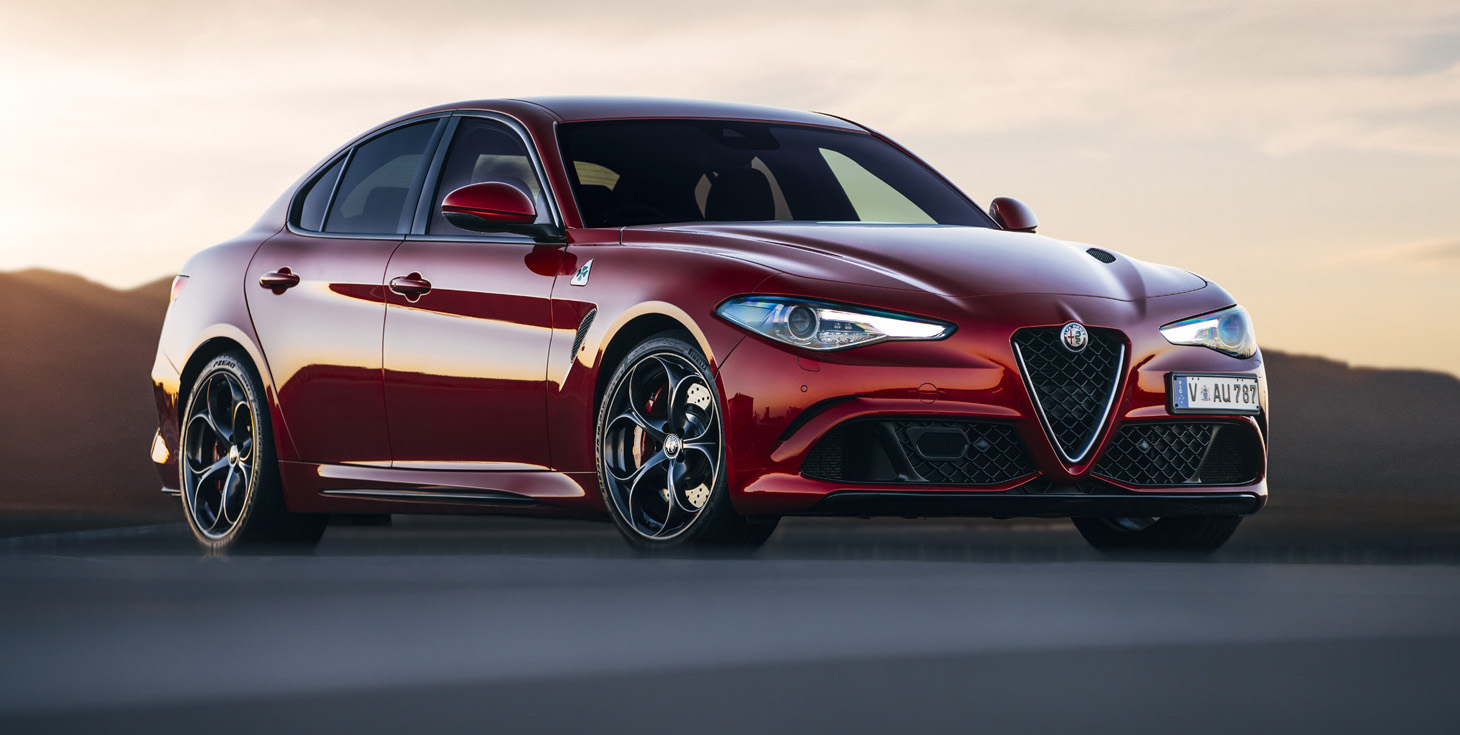 Alfa Romeo Giulia >> 2017 Alfa Romeo Giulia pricing and specs - Photos (1 of 7)