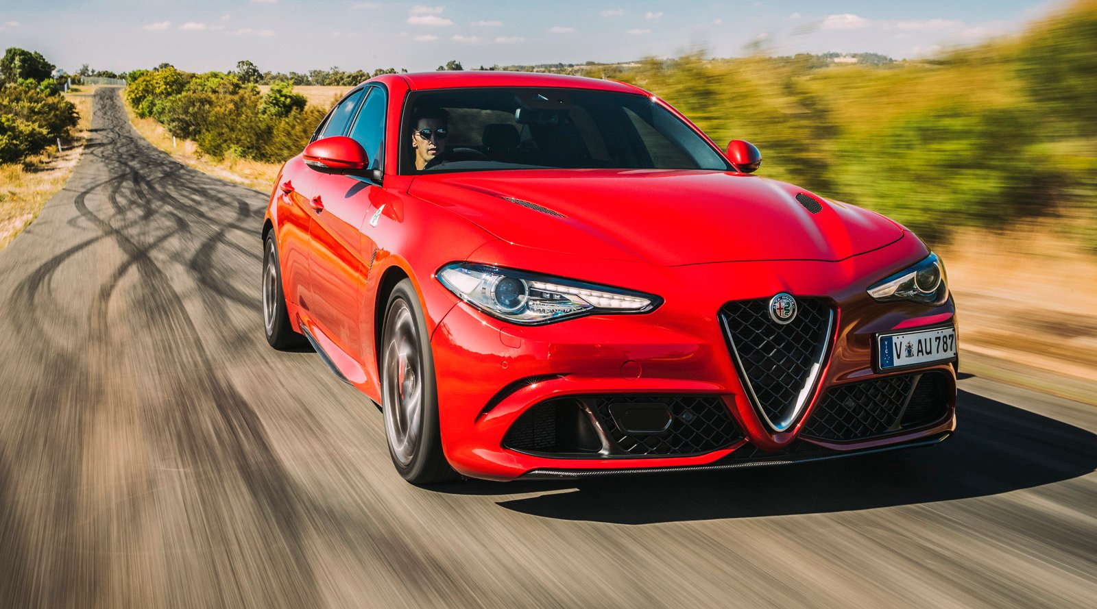 2017 Alfa Romeo Giulia pricing and specs - photos | CarAdvice