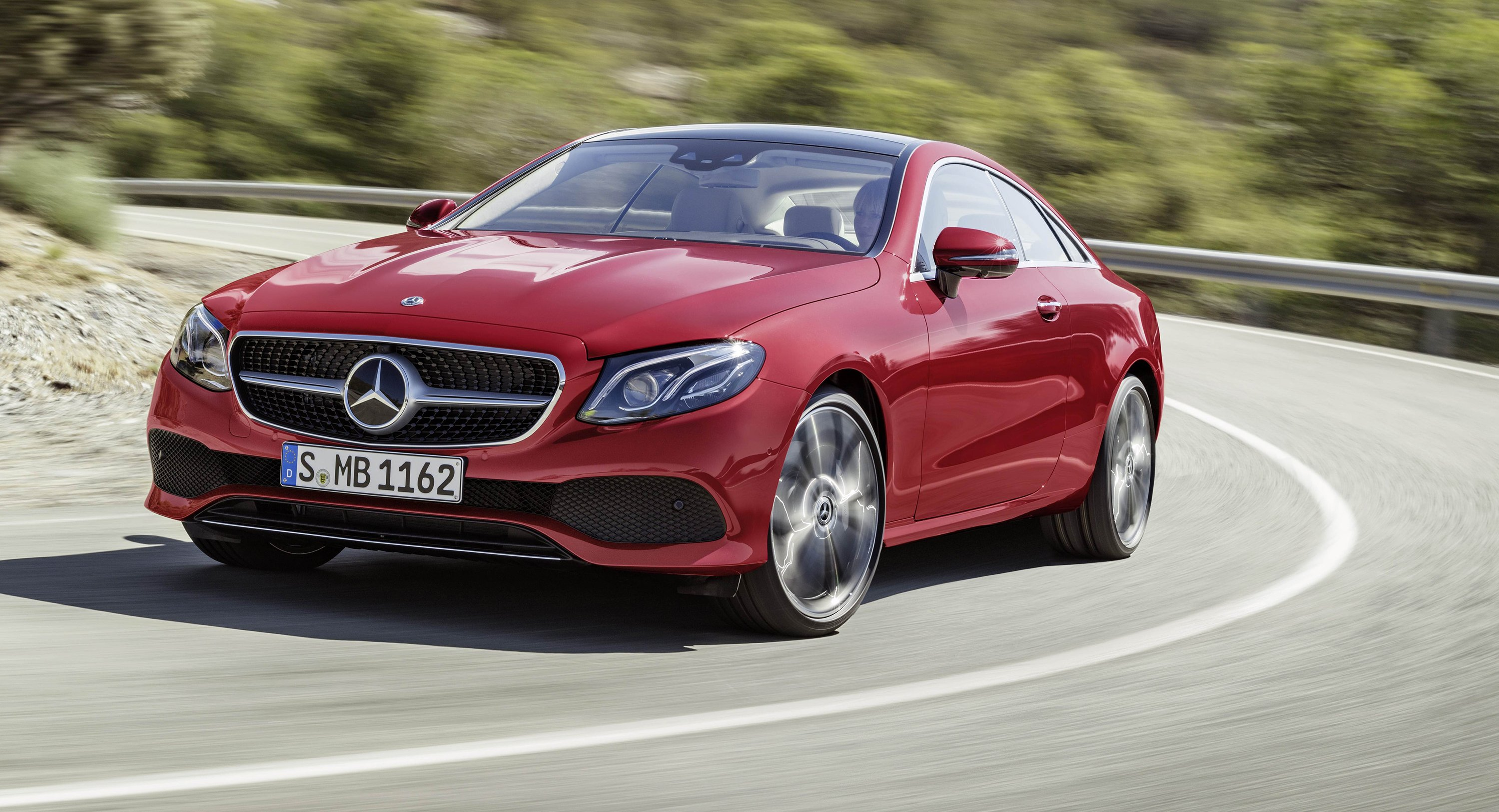 2017 Mercedes-Benz E-Class Coupe pricing and specs - Photos