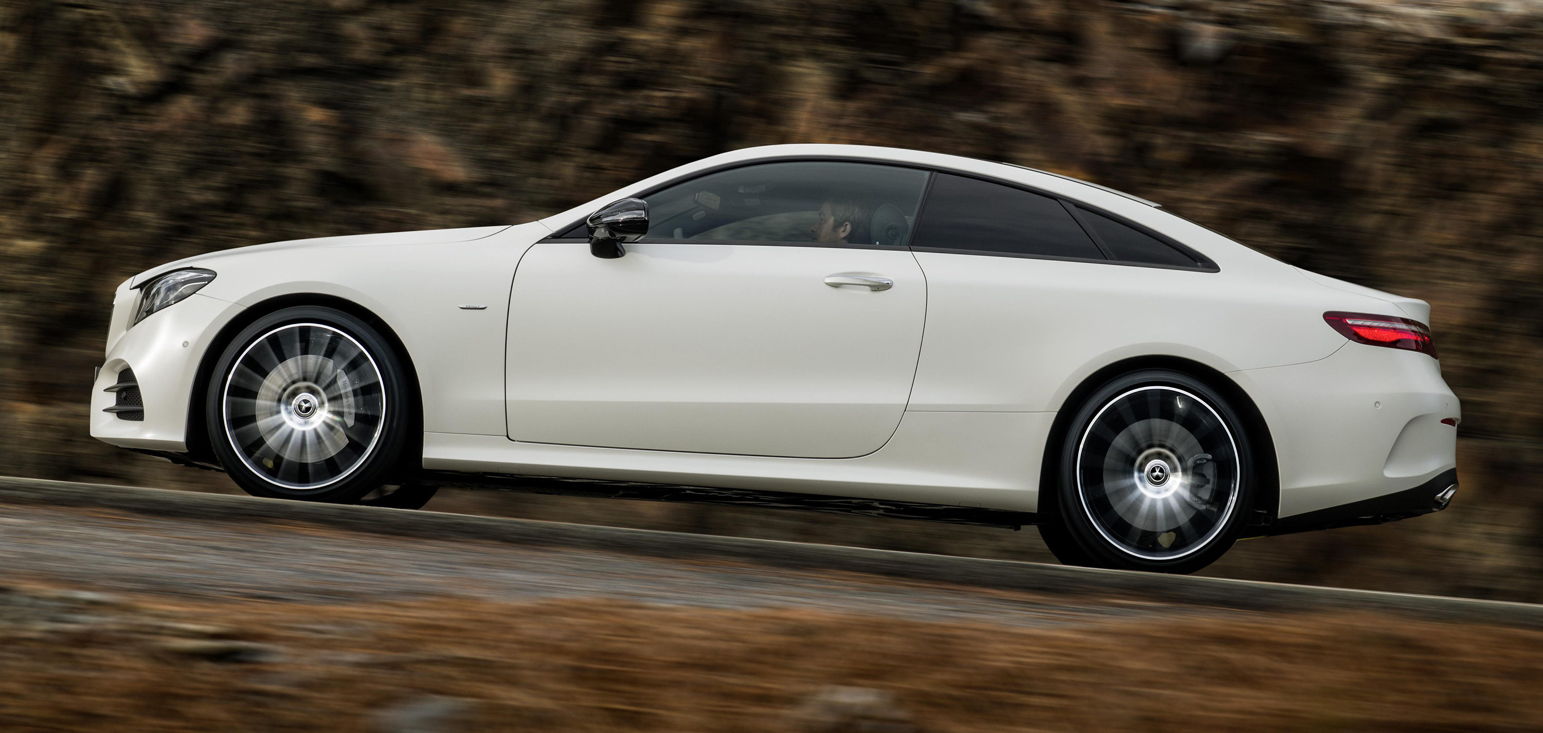 2017 mercedes benz e class coupe revealed ahead of australian debut photos caradvice. Black Bedroom Furniture Sets. Home Design Ideas