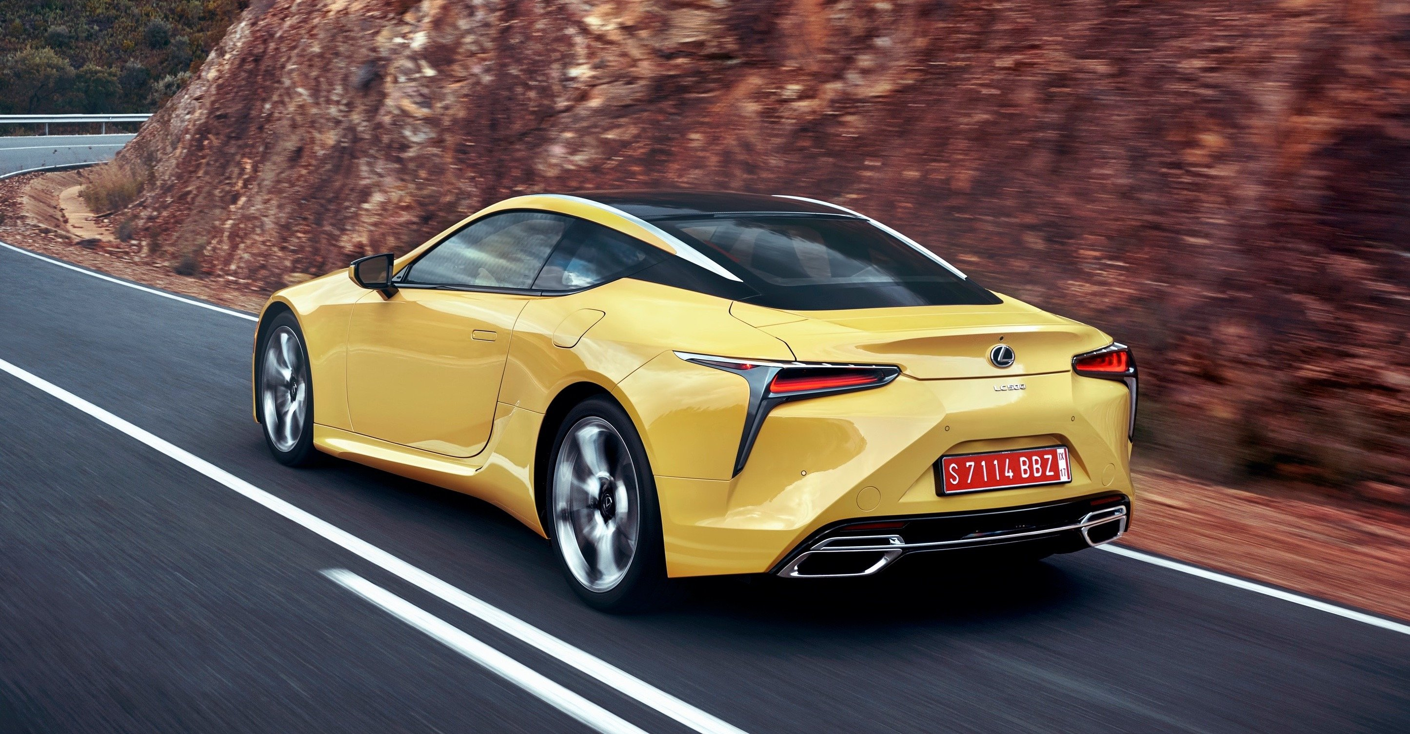 2017 Lexus LC 500 Australian details confirmed ahead of ...