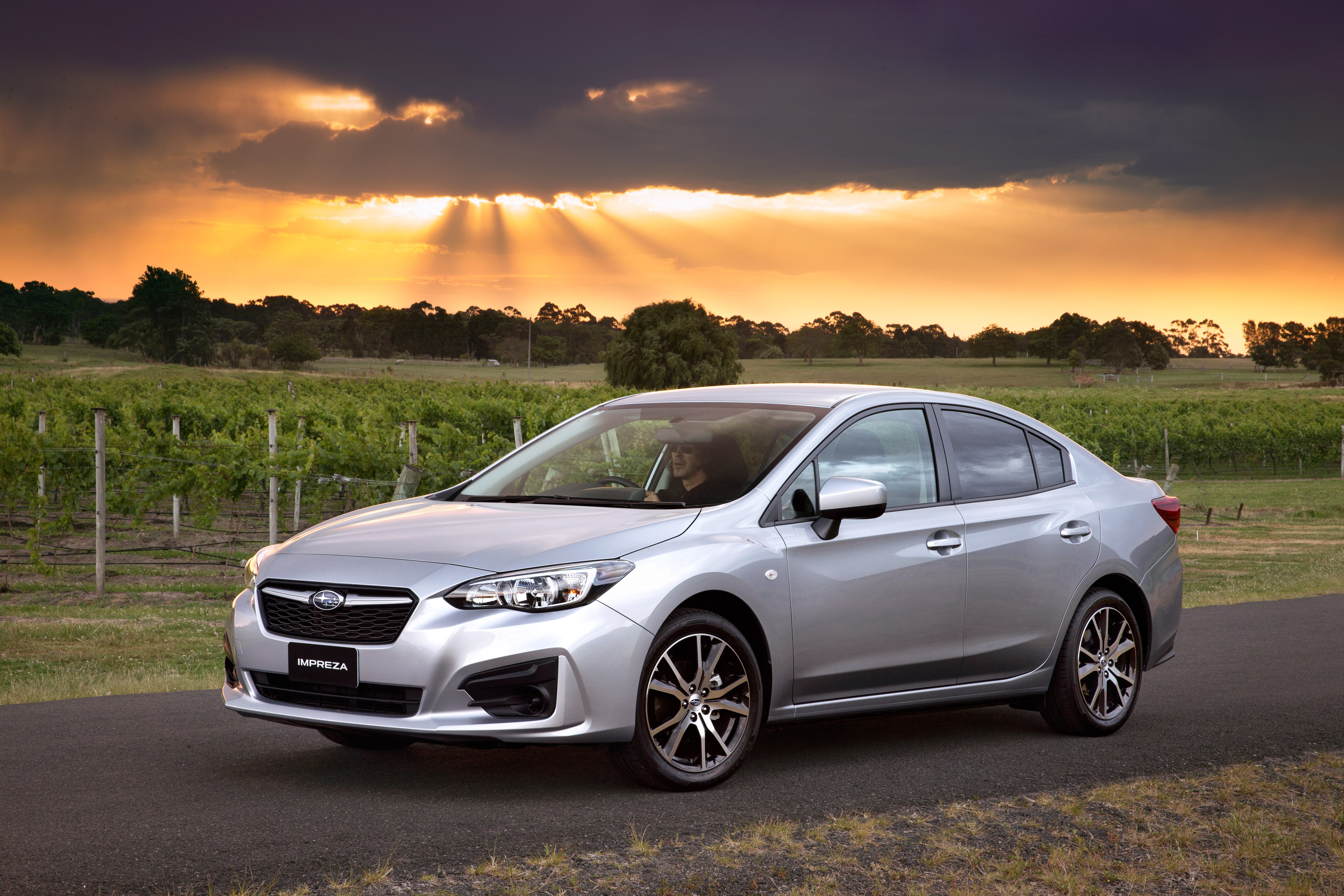 2017 subaru impreza review photos caradvice. Black Bedroom Furniture Sets. Home Design Ideas