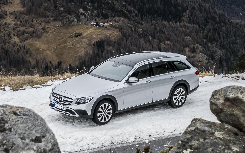 2017 mercedes benz e class all terrain review photos for Mercedes benz all