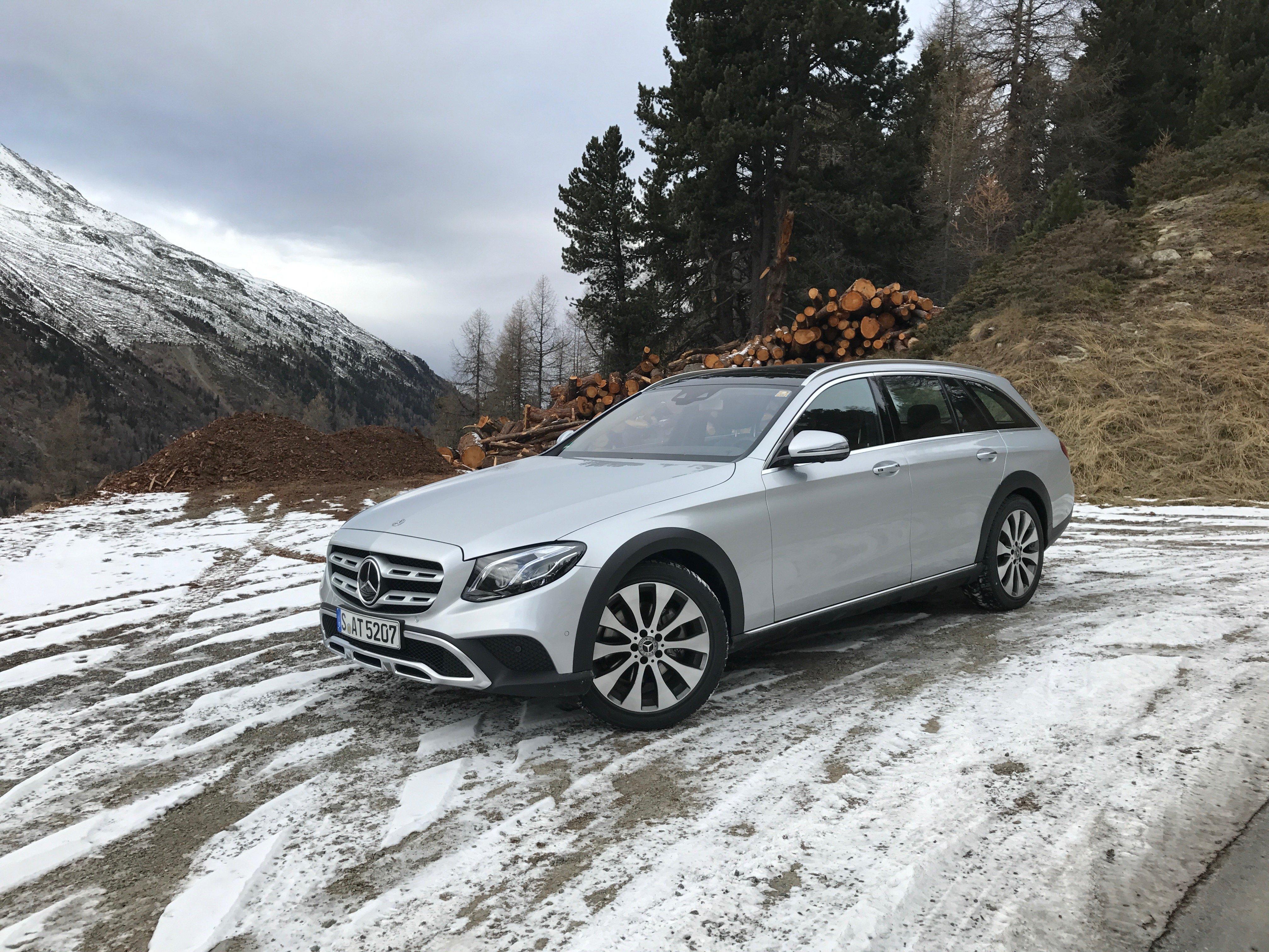 Mercedes Benz All Terrain Review