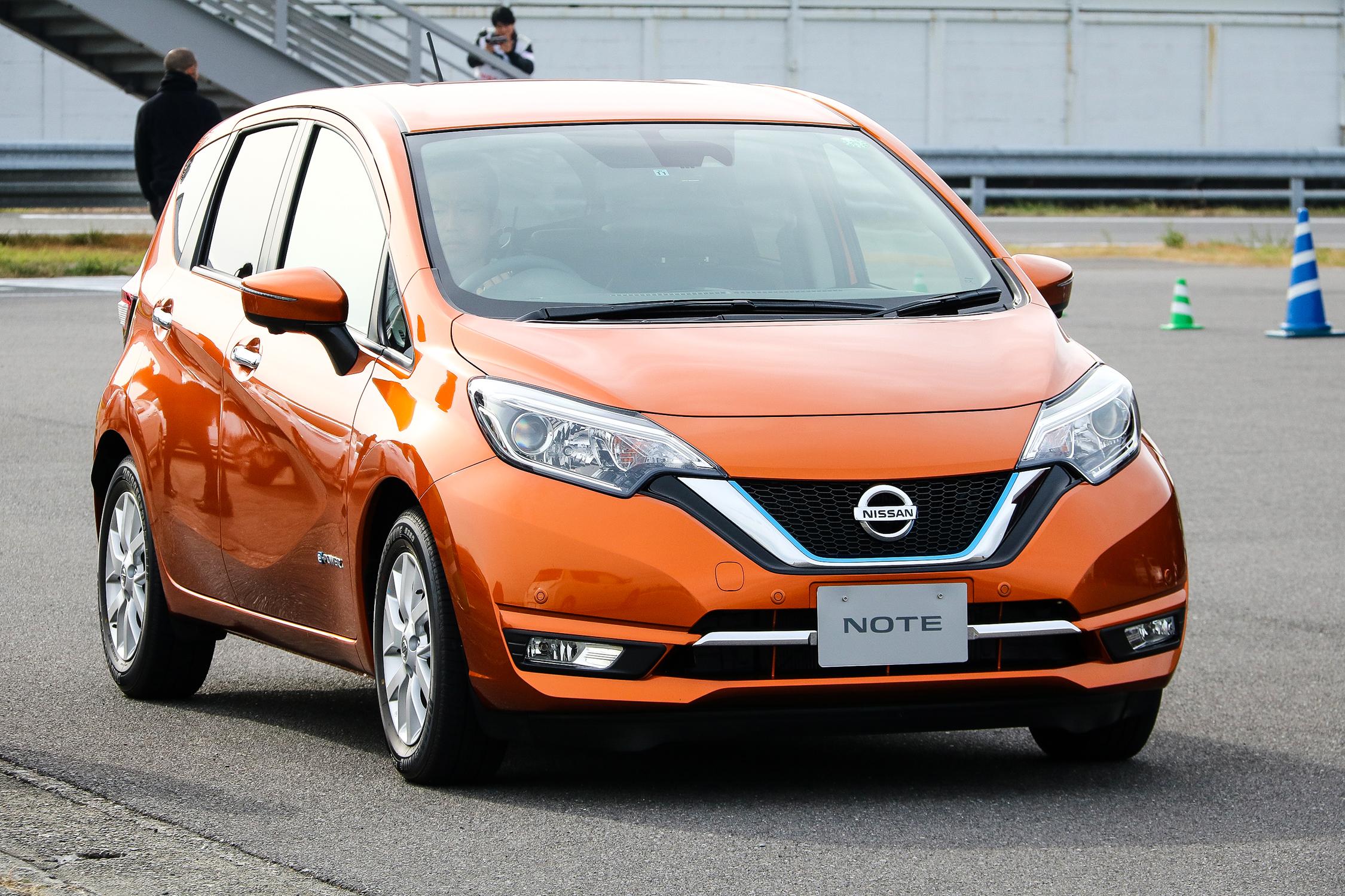 Nissan Intelligent Mobility Quick-drive Review: A Glimpse