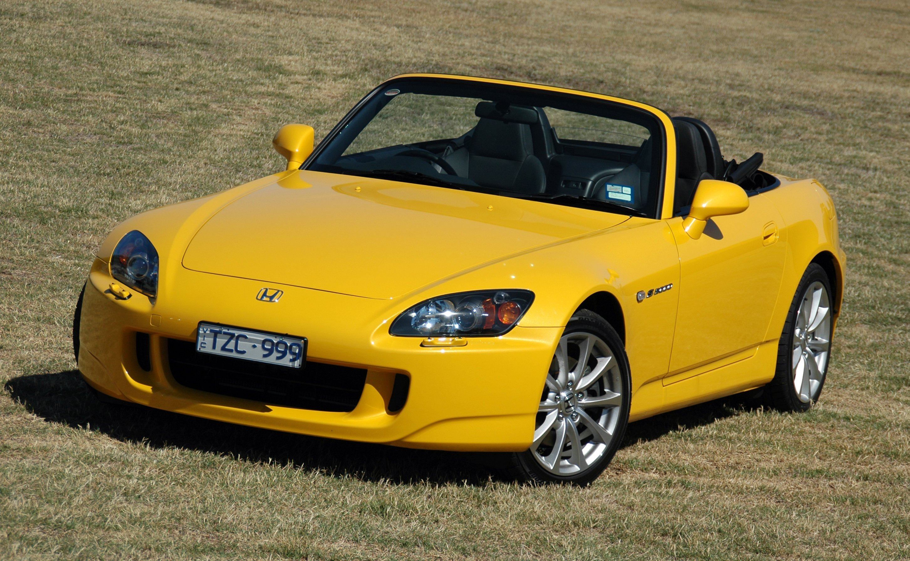 Yes, a 'new' Honda S2000 was sold in Australia last month ...