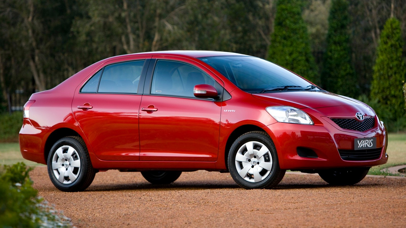 Toyota Yaris Sedan Dropped Photos Caradvice
